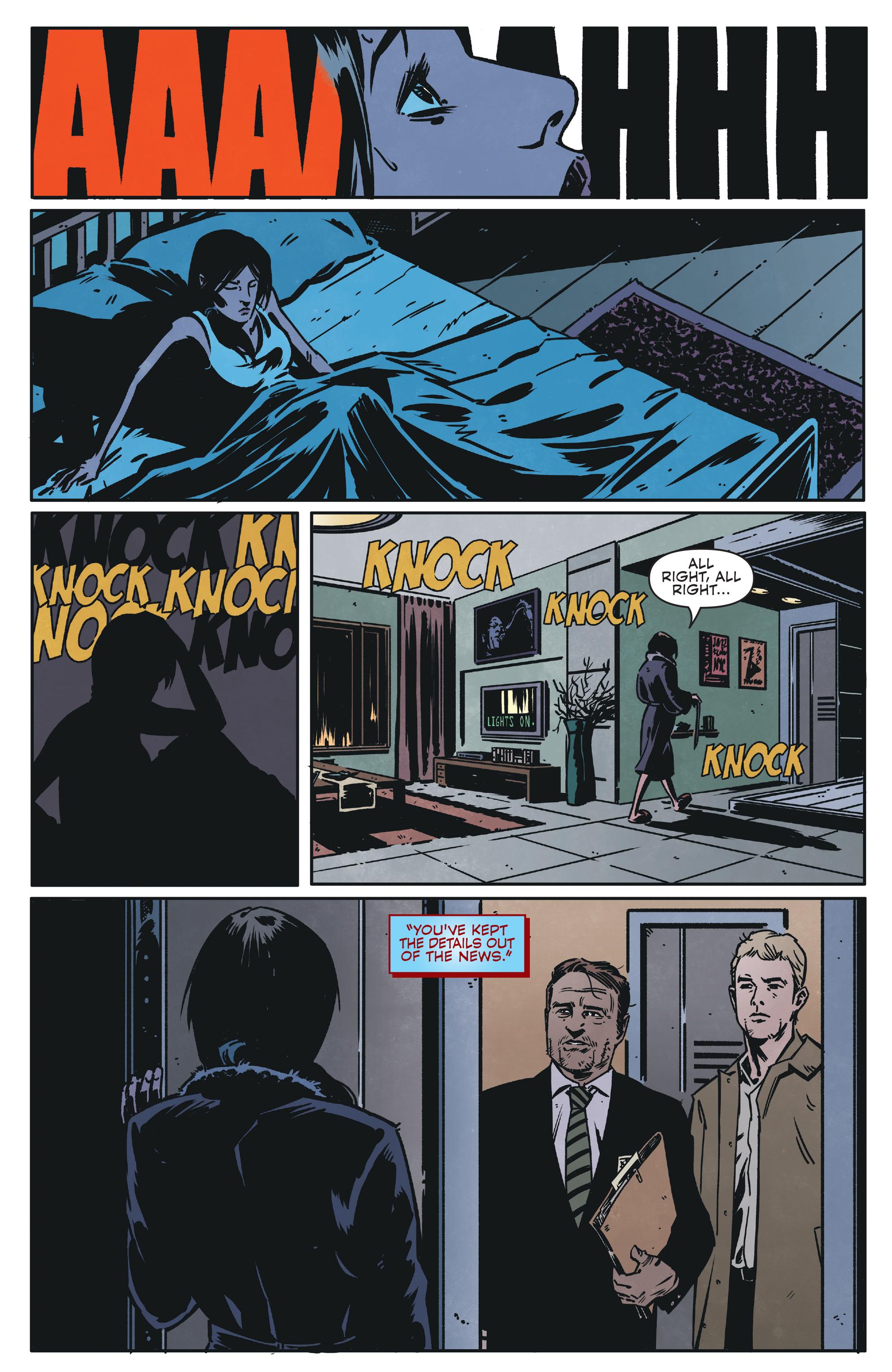 Read online Magnus comic -  Issue #1 - 18