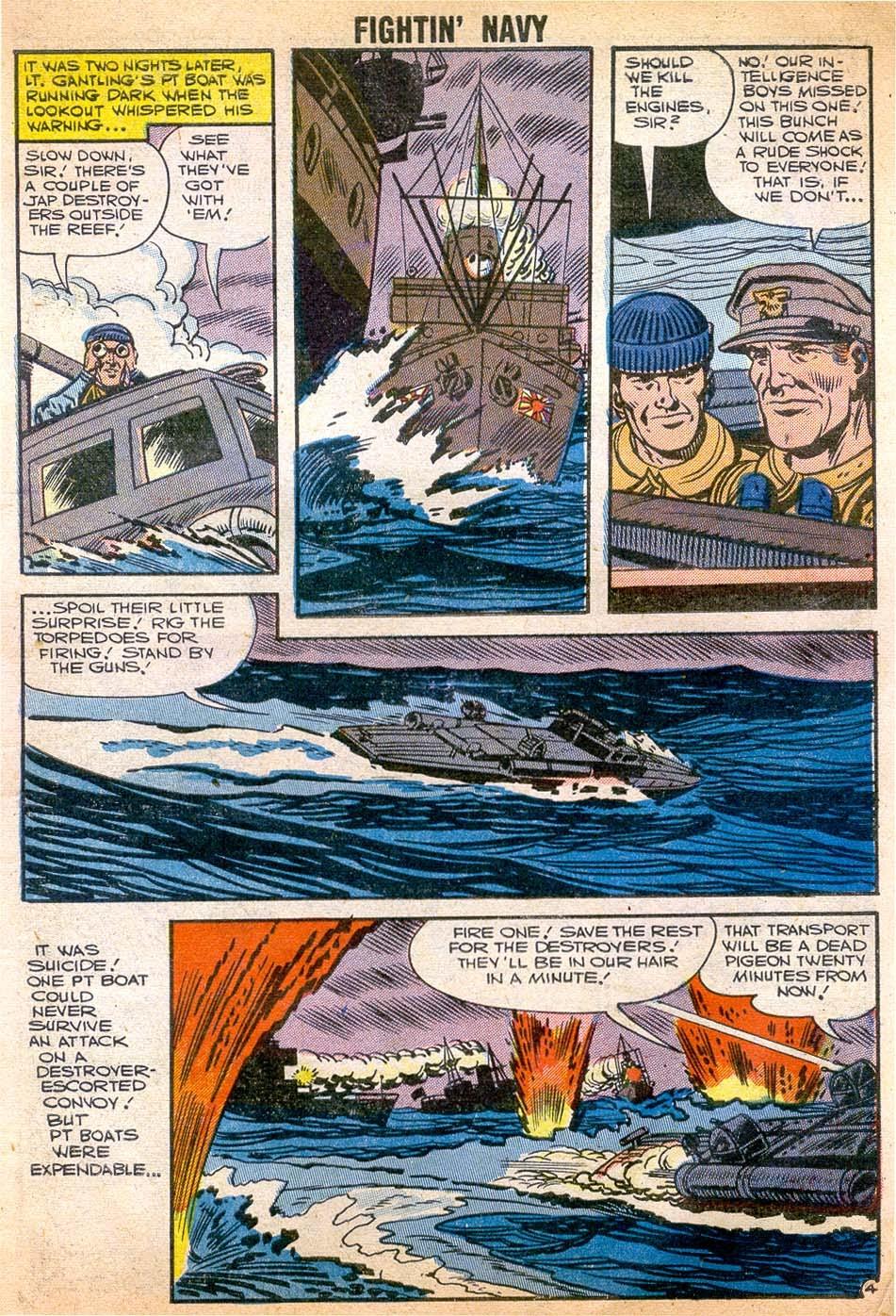 Read online Fightin' Navy comic -  Issue #79 - 7