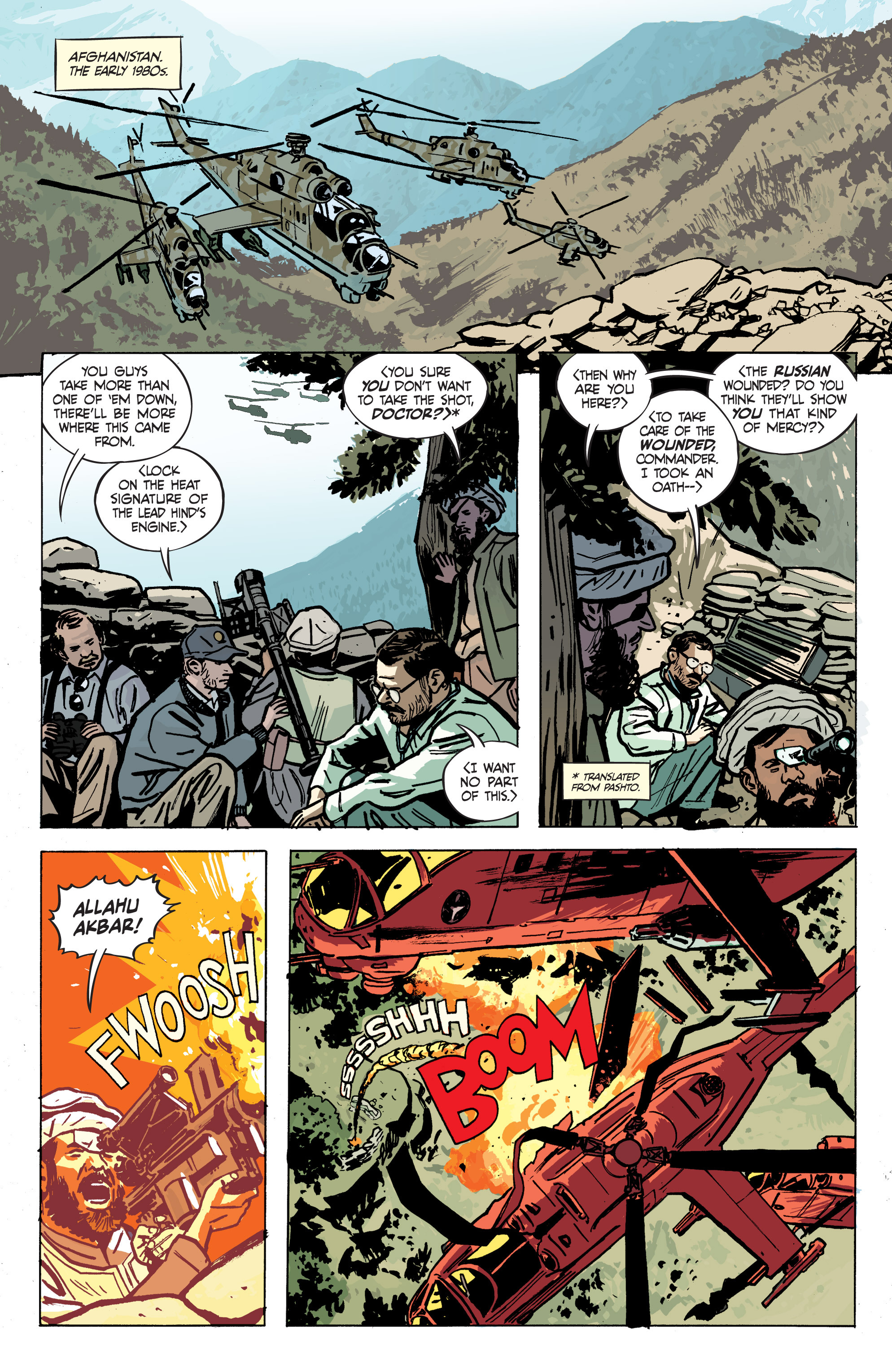 Read online Graveyard of Empires comic -  Issue # TPB - 68