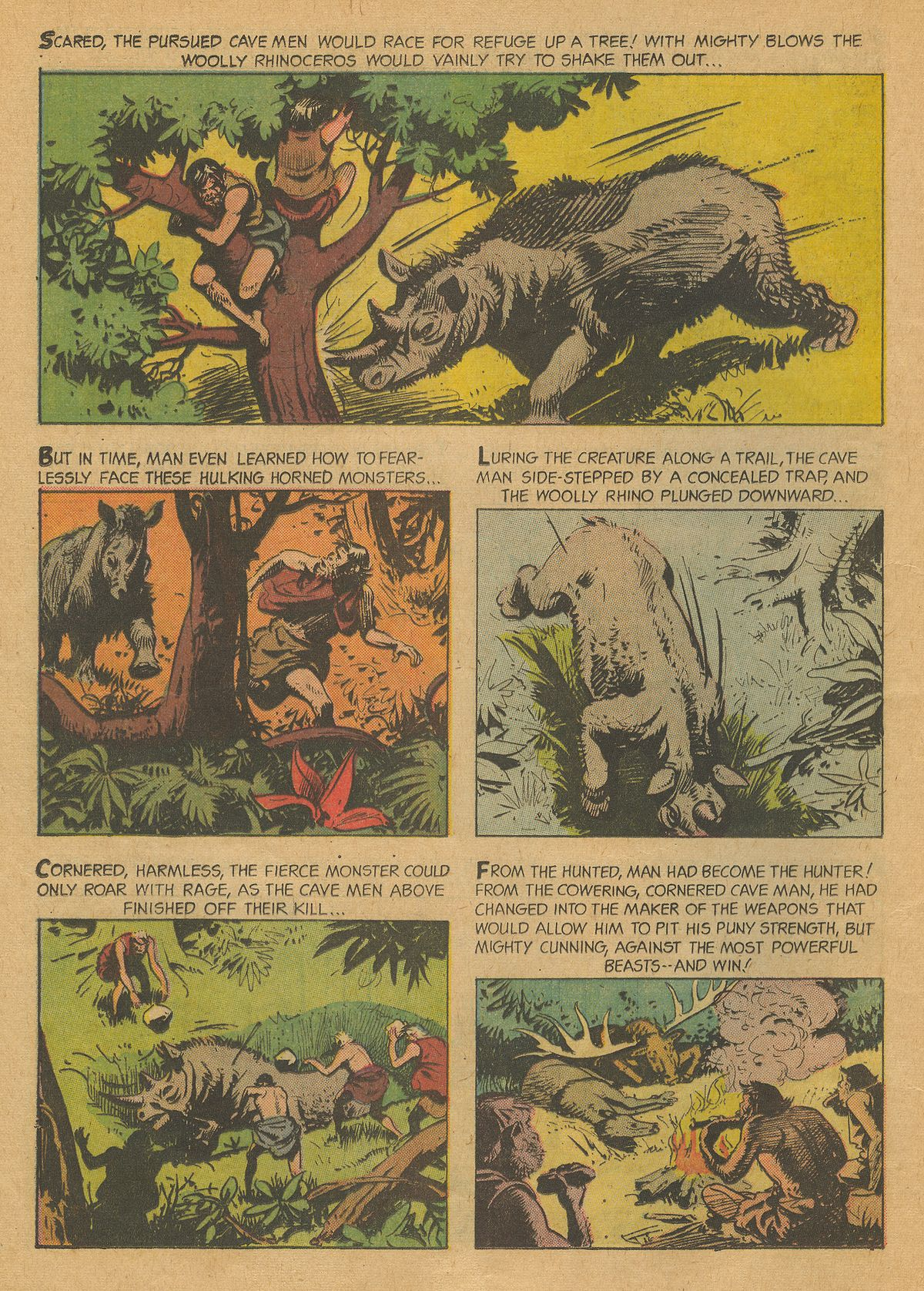 Read online Turok, Son of Stone comic -  Issue #37 - 20