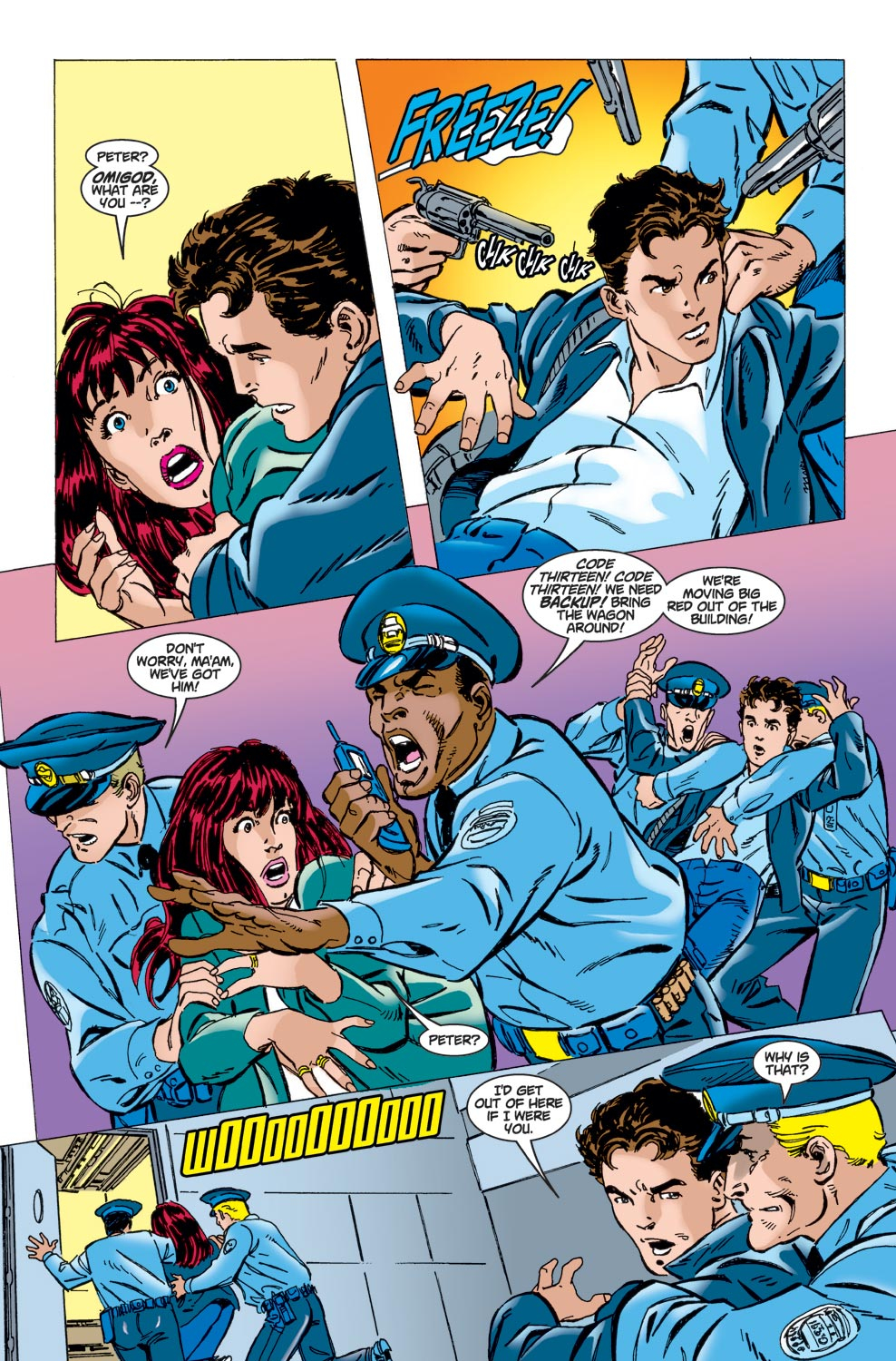 The Amazing Spider-Man (1999) 11 Page 10