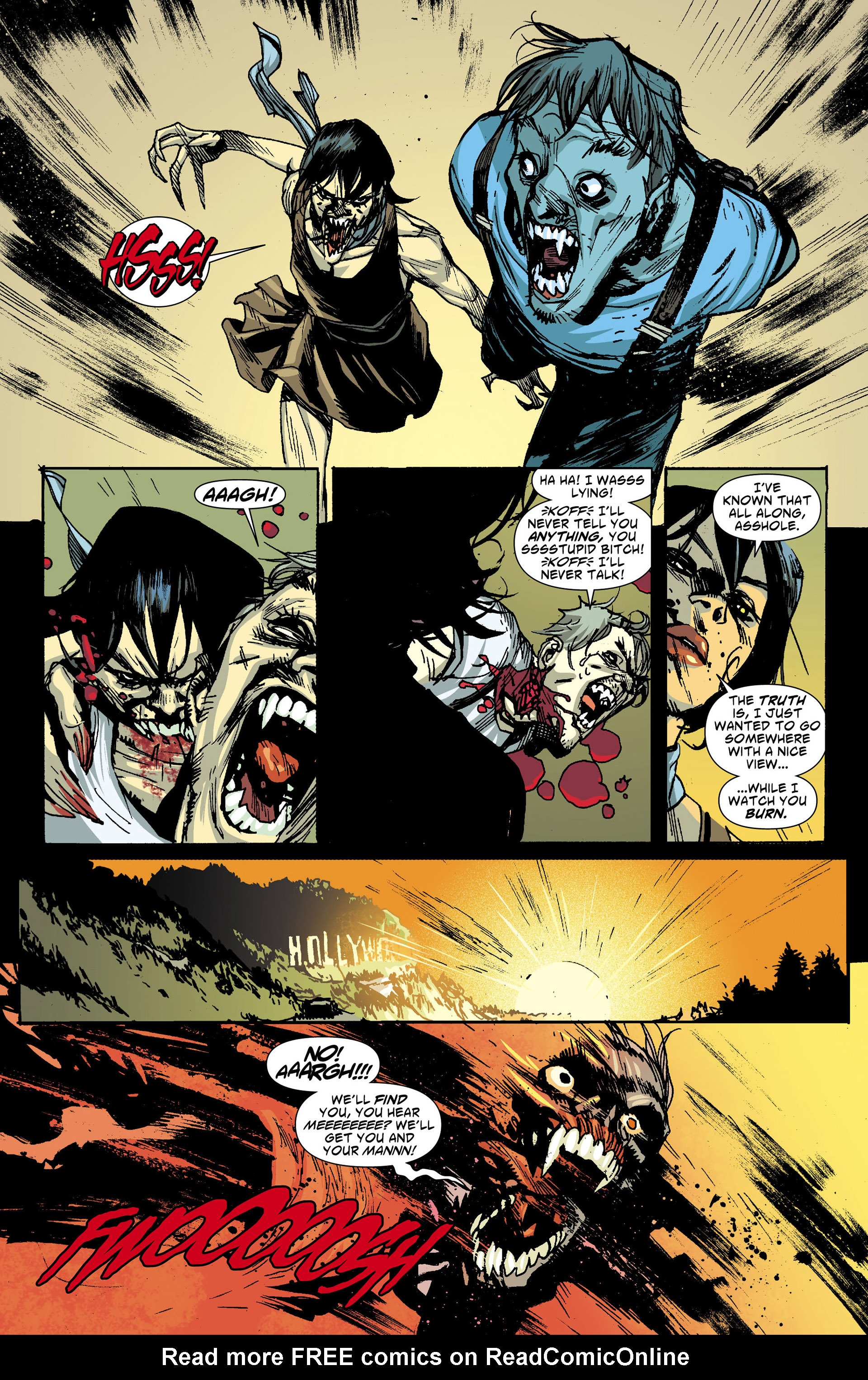 Read online American Vampire comic -  Issue #28 - 5