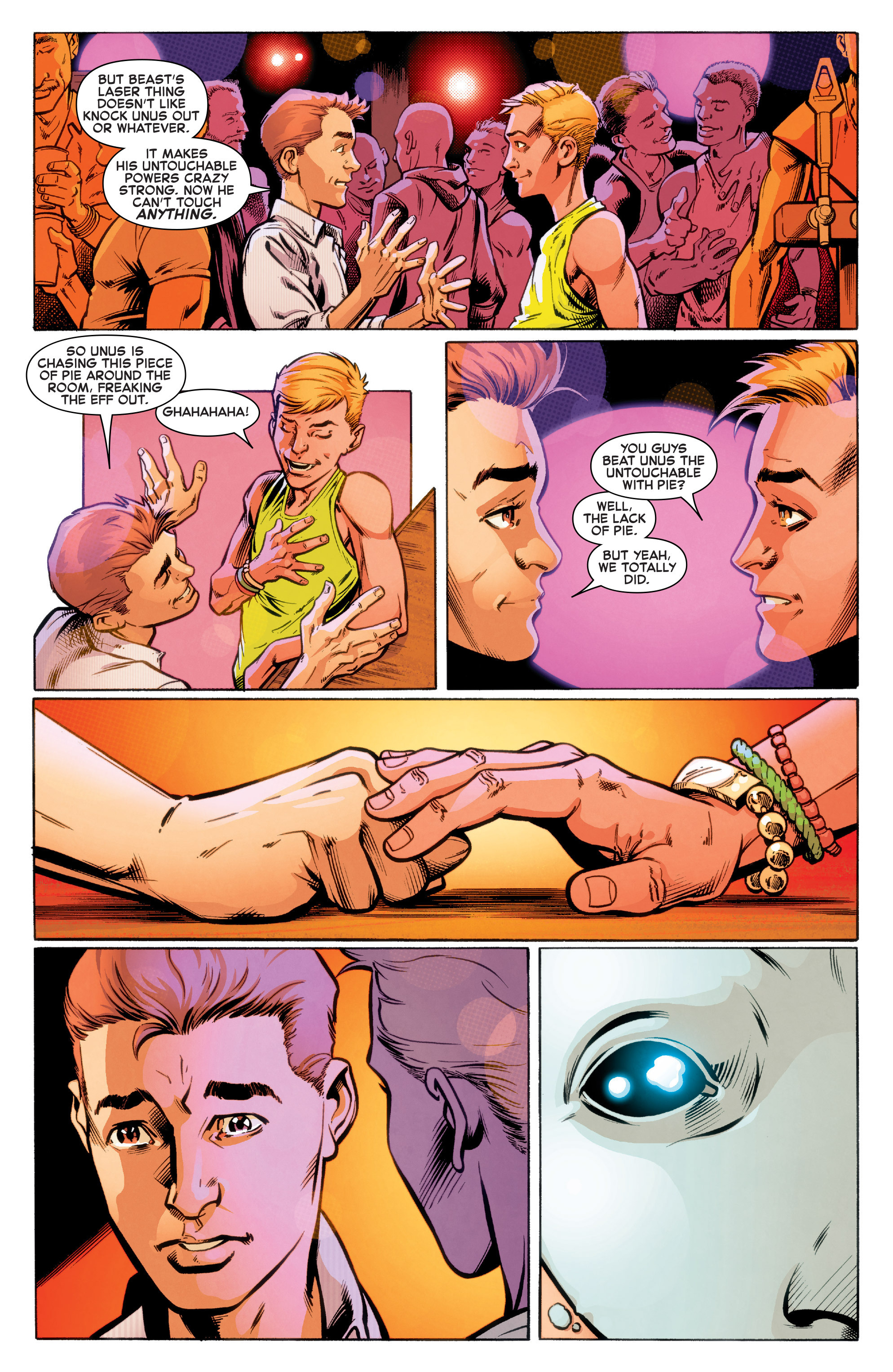 Read online All-New X-Men (2016) comic -  Issue #13 - 10