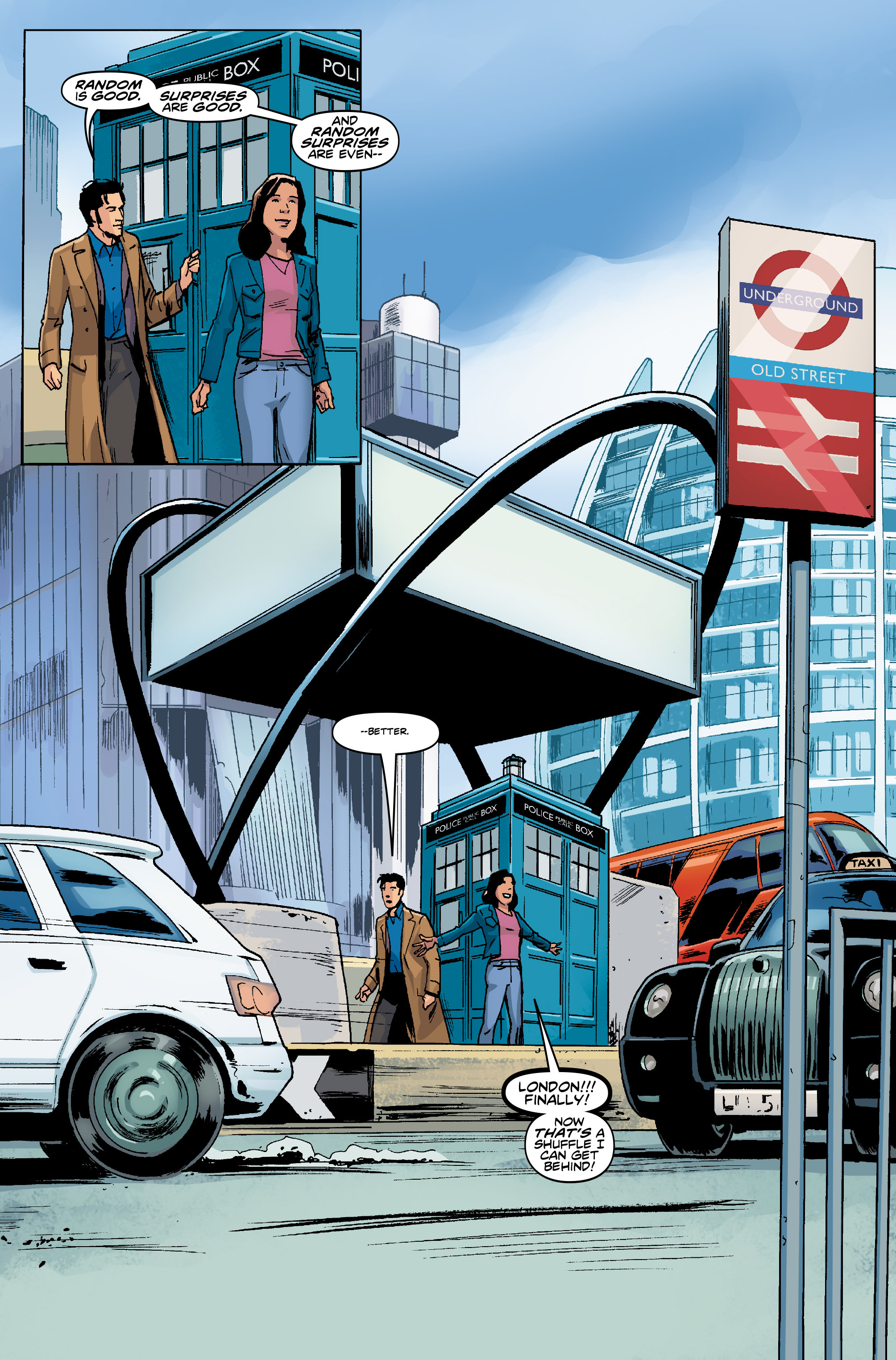 Read online Doctor Who: The Tenth Doctor Year Three comic -  Issue #5 - 8