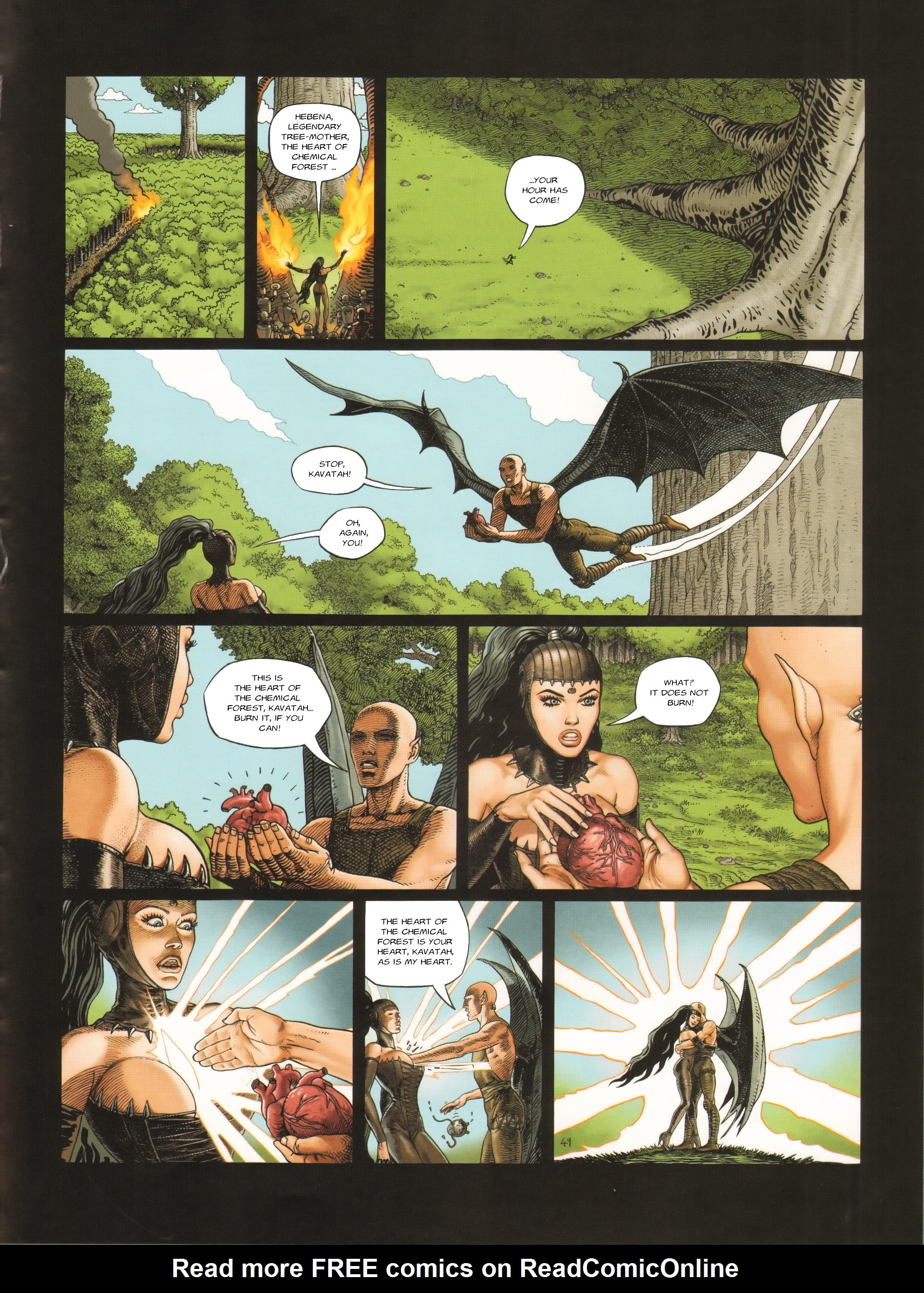 Read online Megalex (2014) comic -  Issue #3 - 52