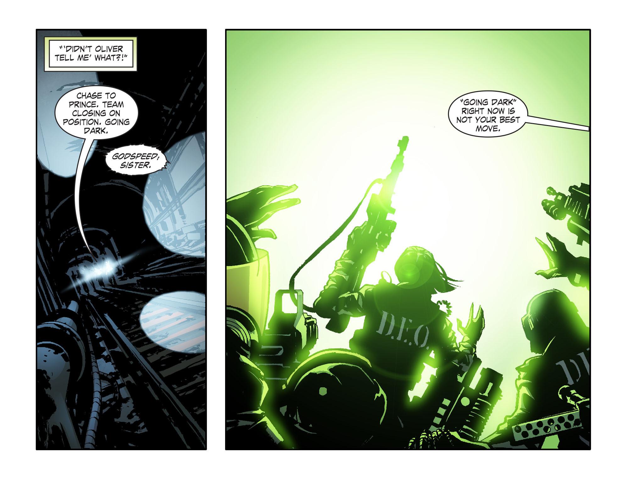 Read online Smallville: Lantern [I] comic -  Issue #6 - 10