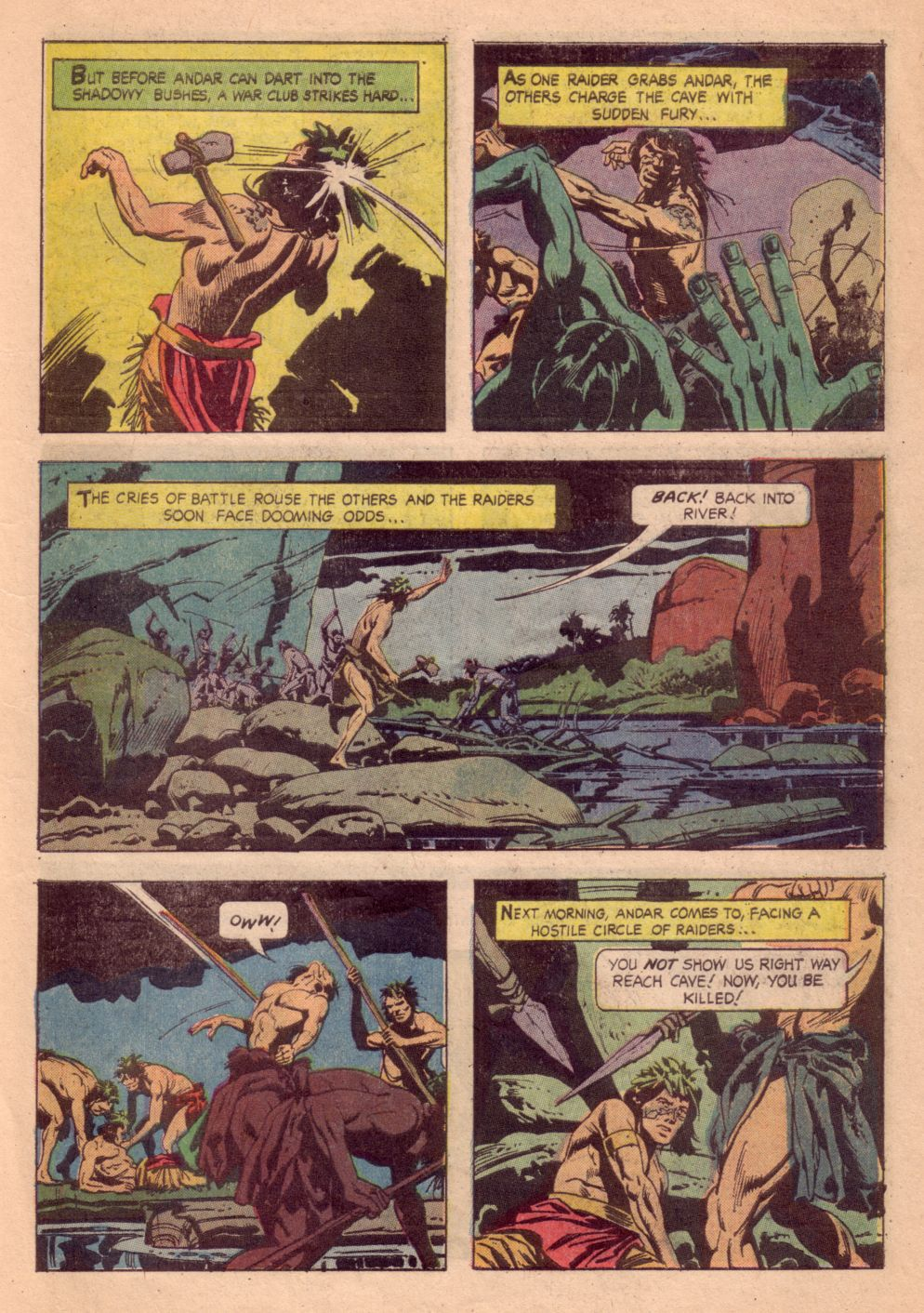 Read online Turok, Son of Stone comic -  Issue #41 - 27