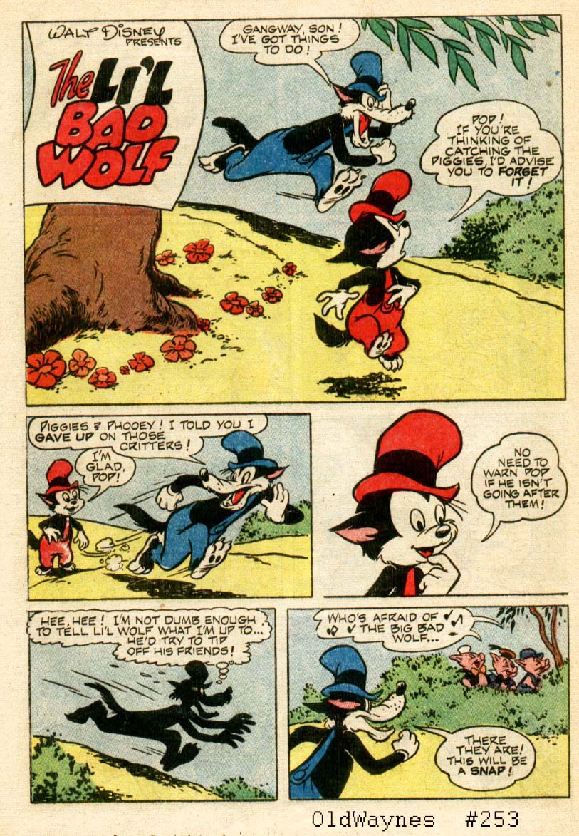Walt Disney's Comics and Stories issue 192 - Page 13