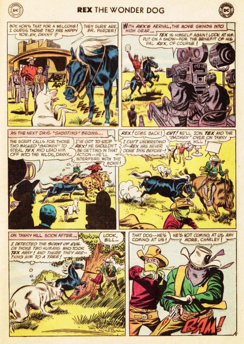 The Adventures of Rex the Wonder Dog issue 35 - Page 22