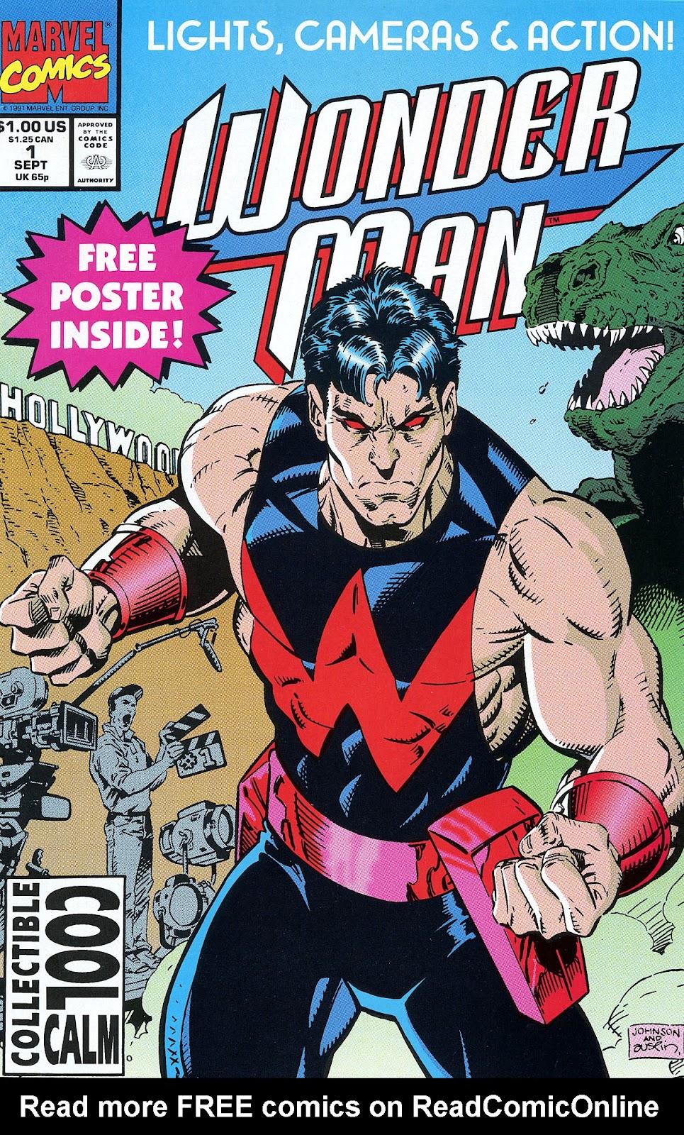 Wonder Man (1991) 1 Page 1