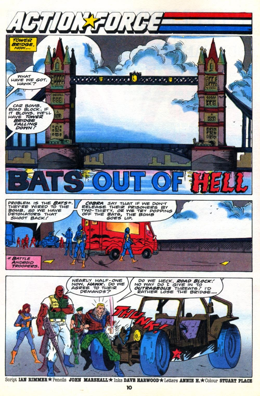 G.I. Joe European Missions issue 10 - Page 10
