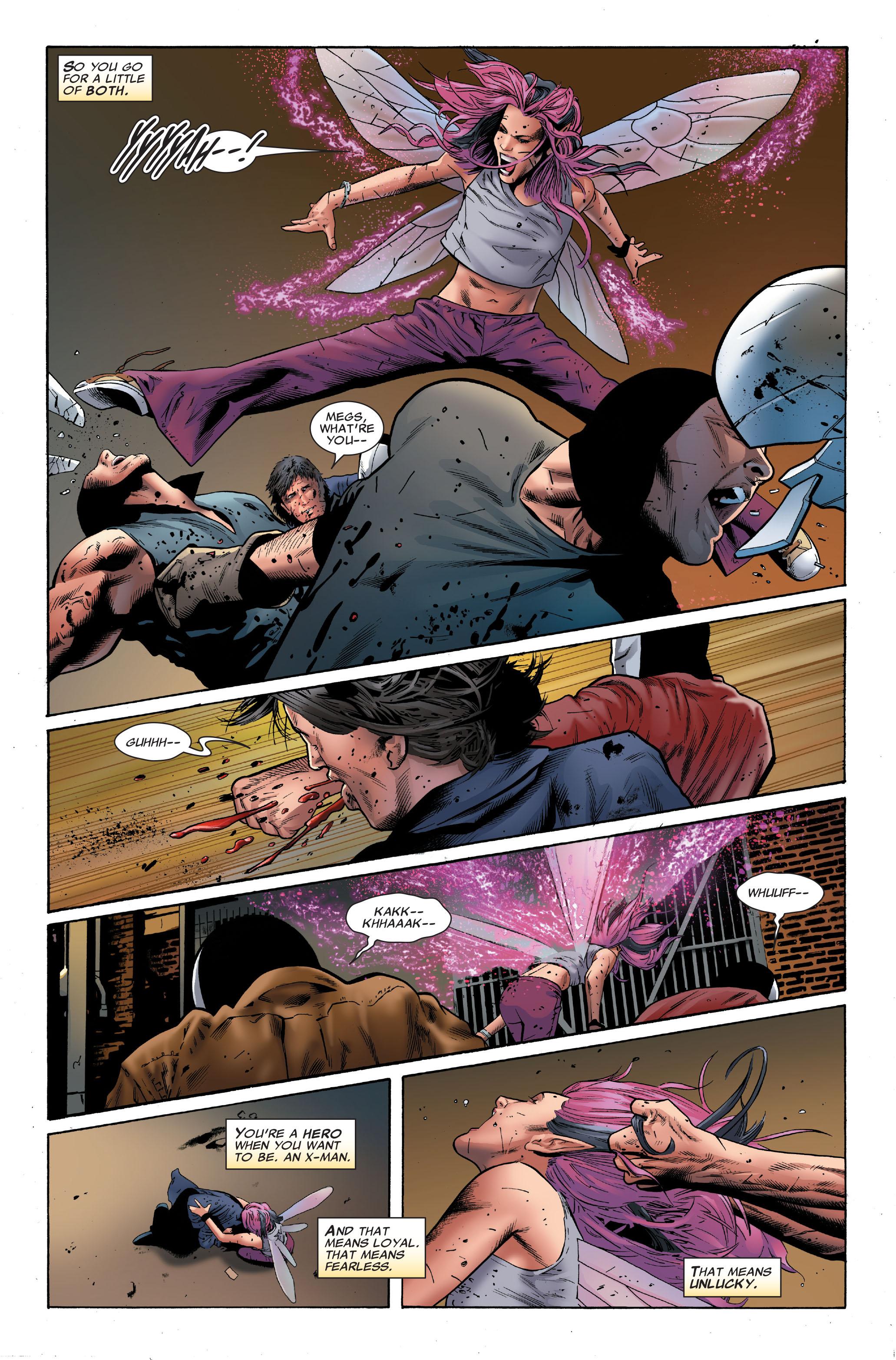 Read online Uncanny X-Men (1963) comic -  Issue #501 - 5