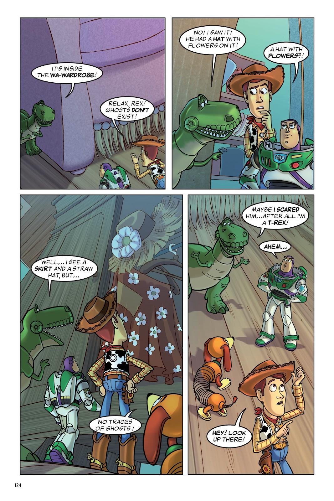 Read online DISNEY·PIXAR Toy Story Adventures comic -  Issue # TPB 1 (Part 2) - 24
