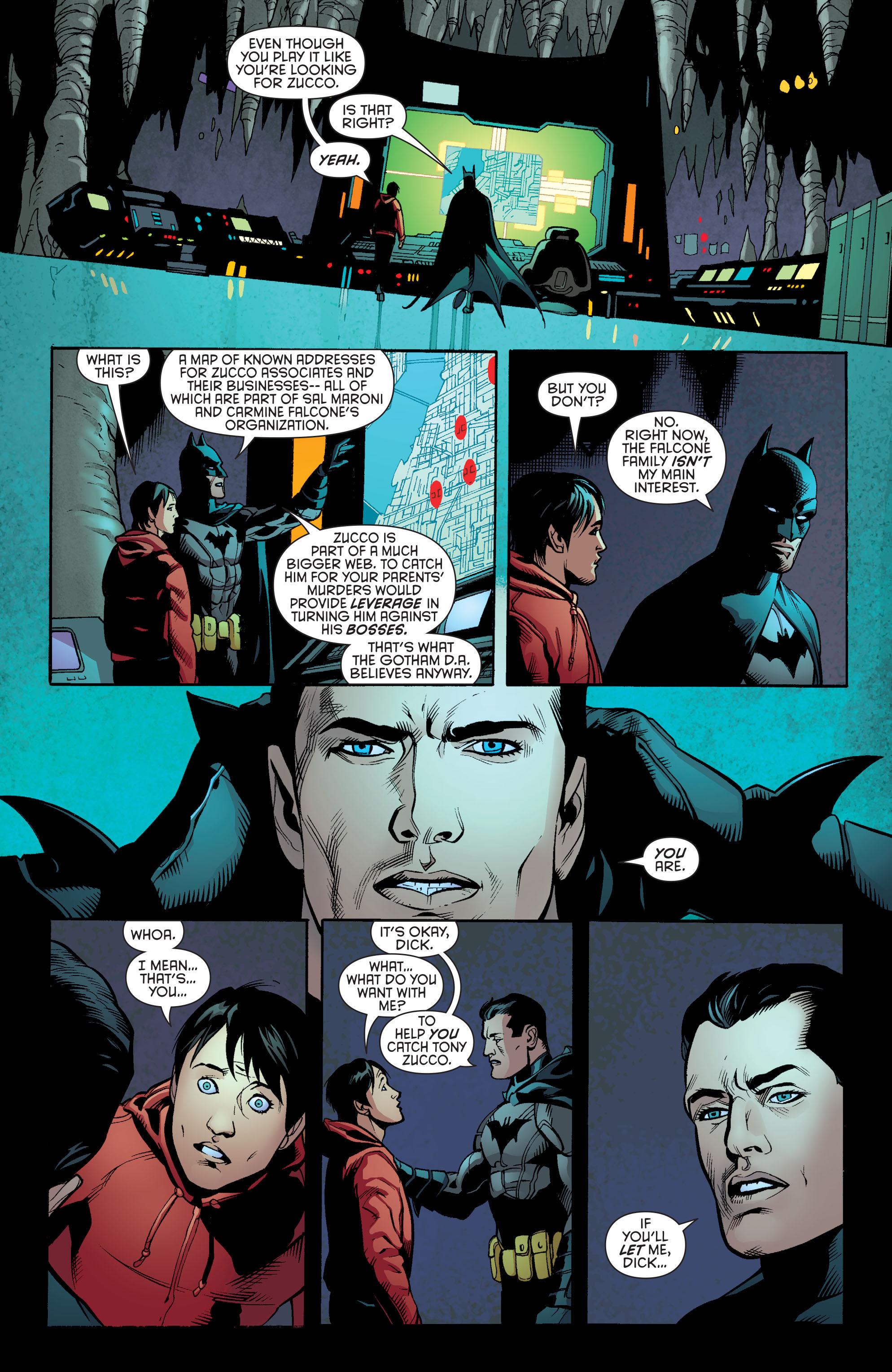 Read online Secret Origins (2014) comic -  Issue #1 - 21