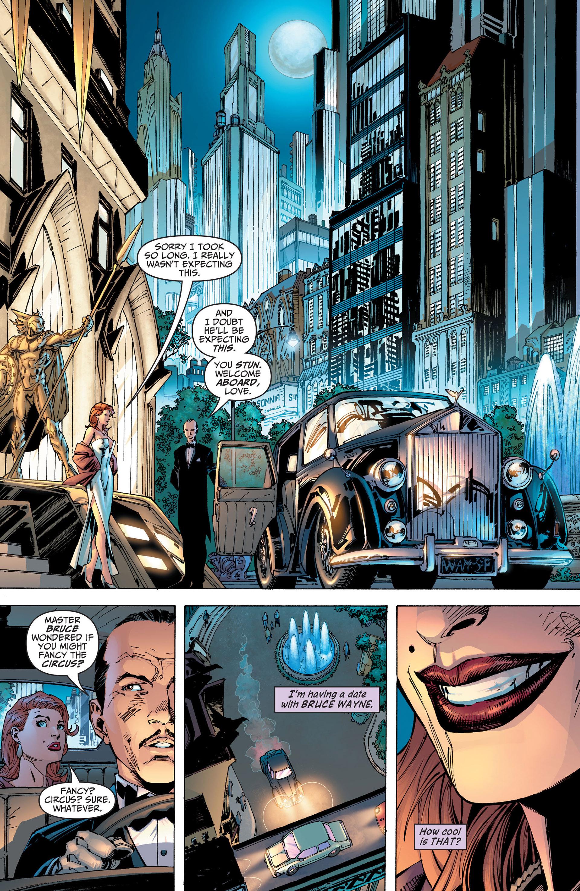 Read online All Star Batman & Robin, The Boy Wonder comic -  Issue #1 - 9
