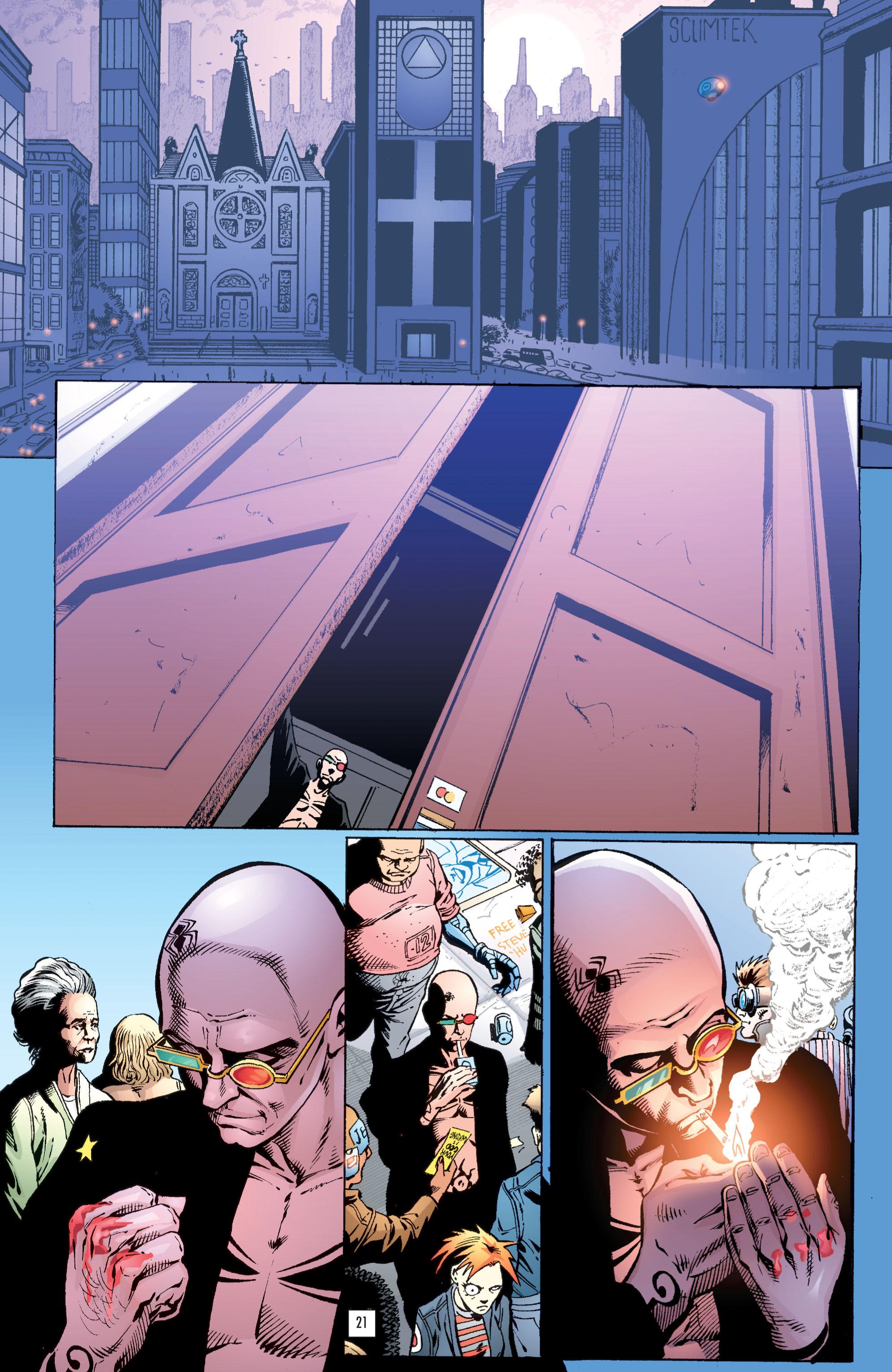 Read online Transmetropolitan comic -  Issue #34 - 22