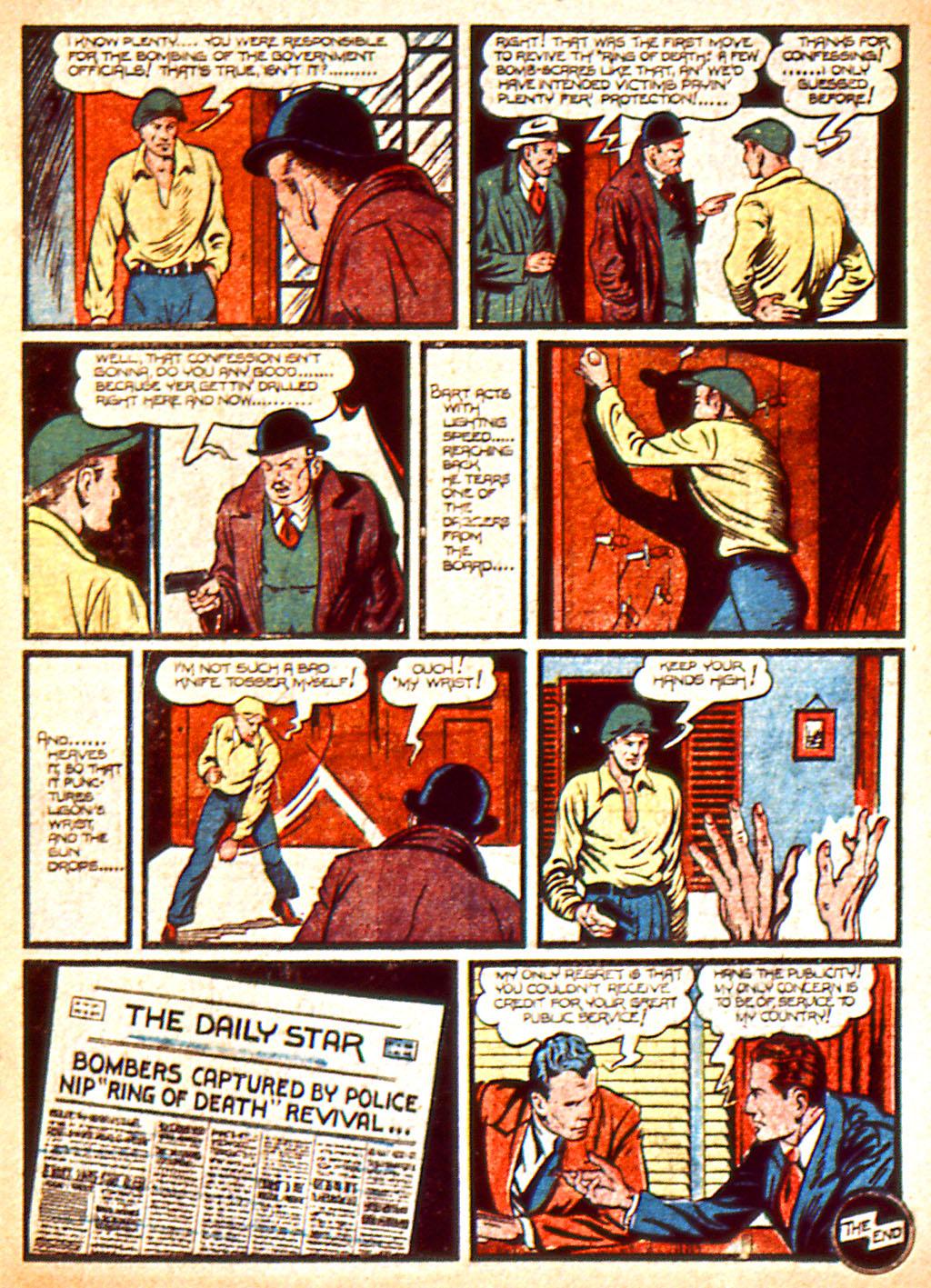 Read online Detective Comics (1937) comic -  Issue #37 - 22