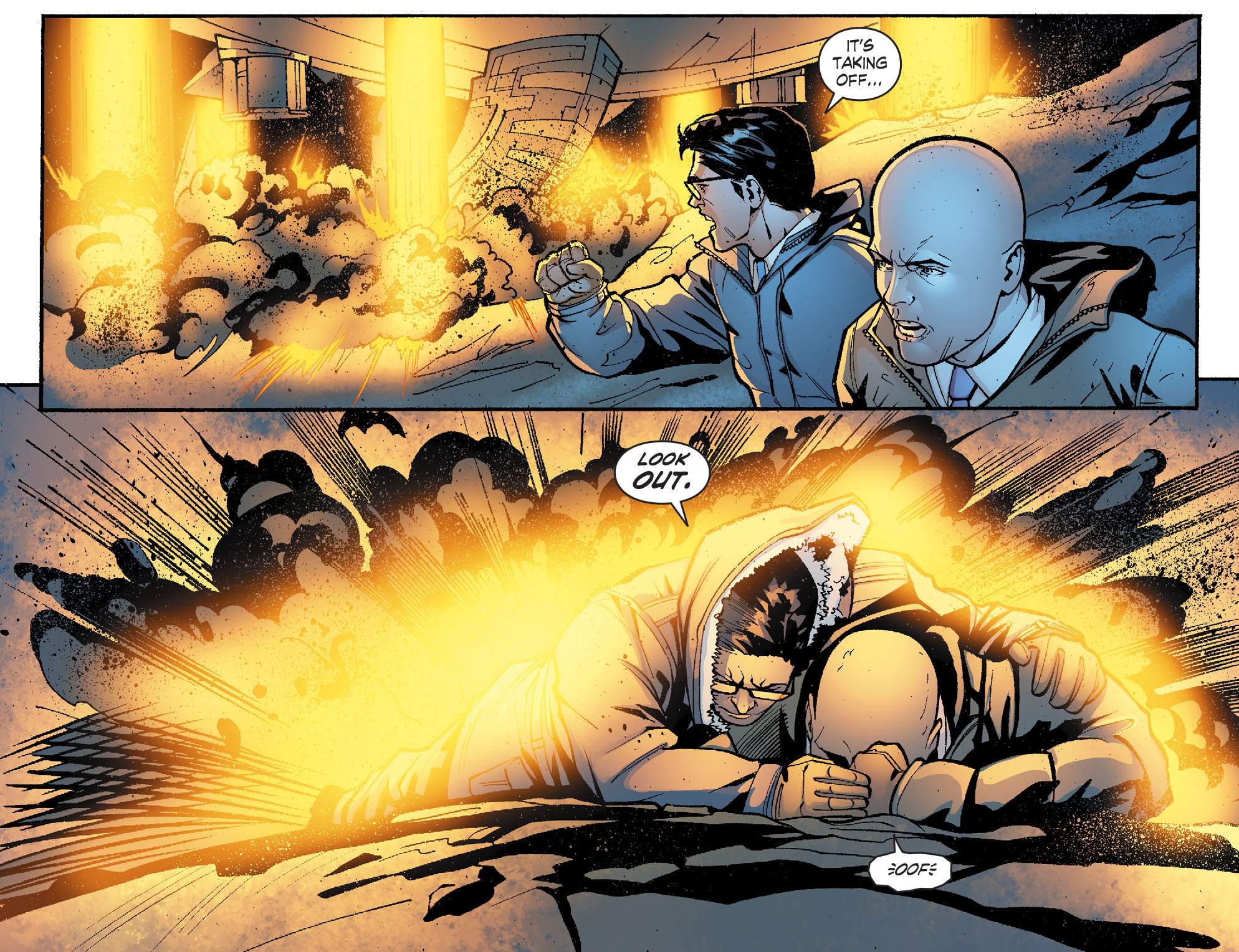 Read online Smallville: Alien comic -  Issue #9 - 16