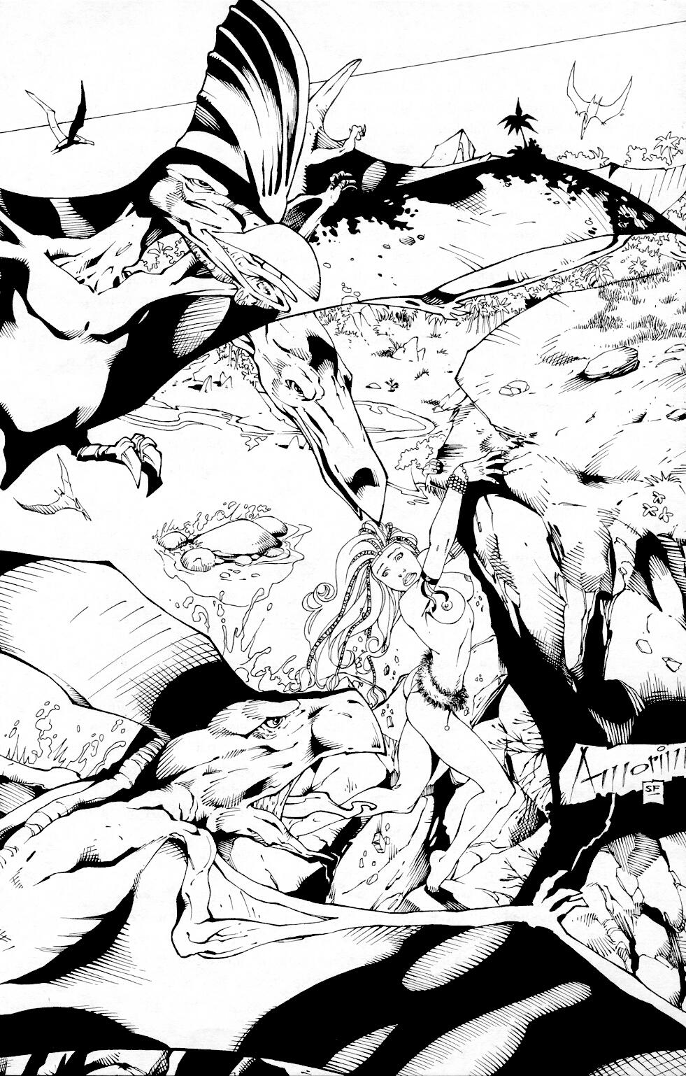Read online Jungle Fantasy (2002) comic -  Issue #4 - 17