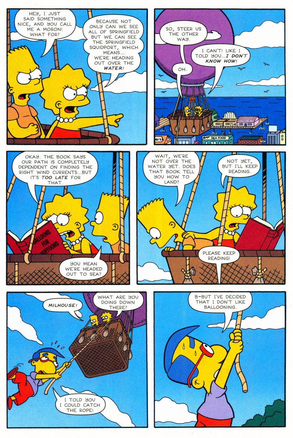 Read online Simpsons Comics Presents Bart Simpson comic -  Issue #27 - 6