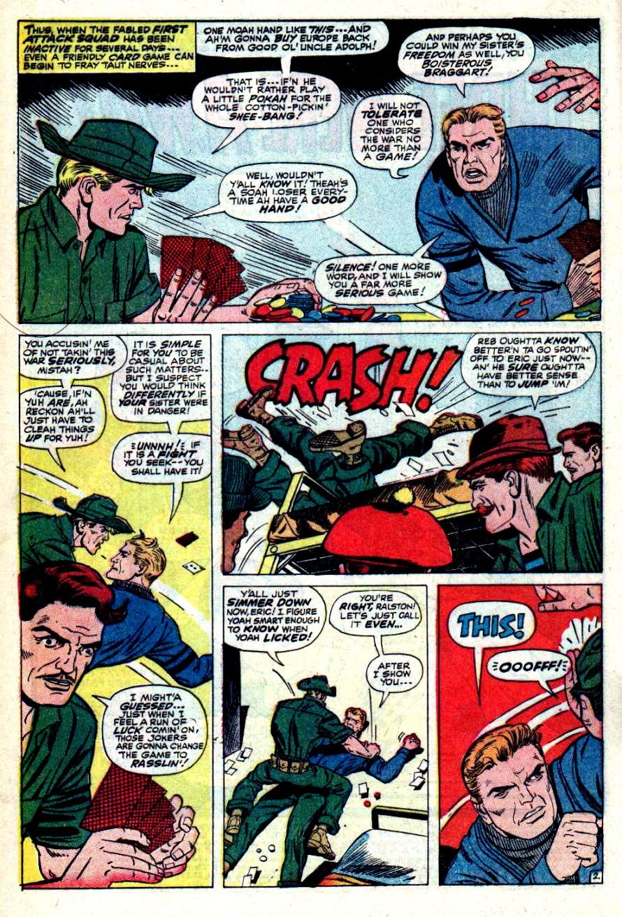 Read online Sgt. Fury comic -  Issue #42 - 4