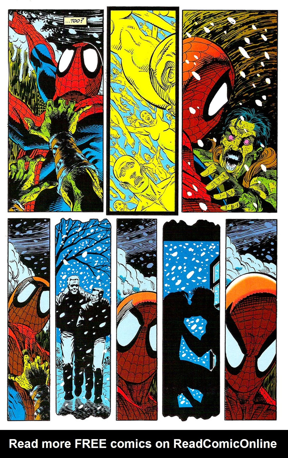 Read online The Amazing Spider-Man: Soul of the Hunter comic -  Issue # Full - 42