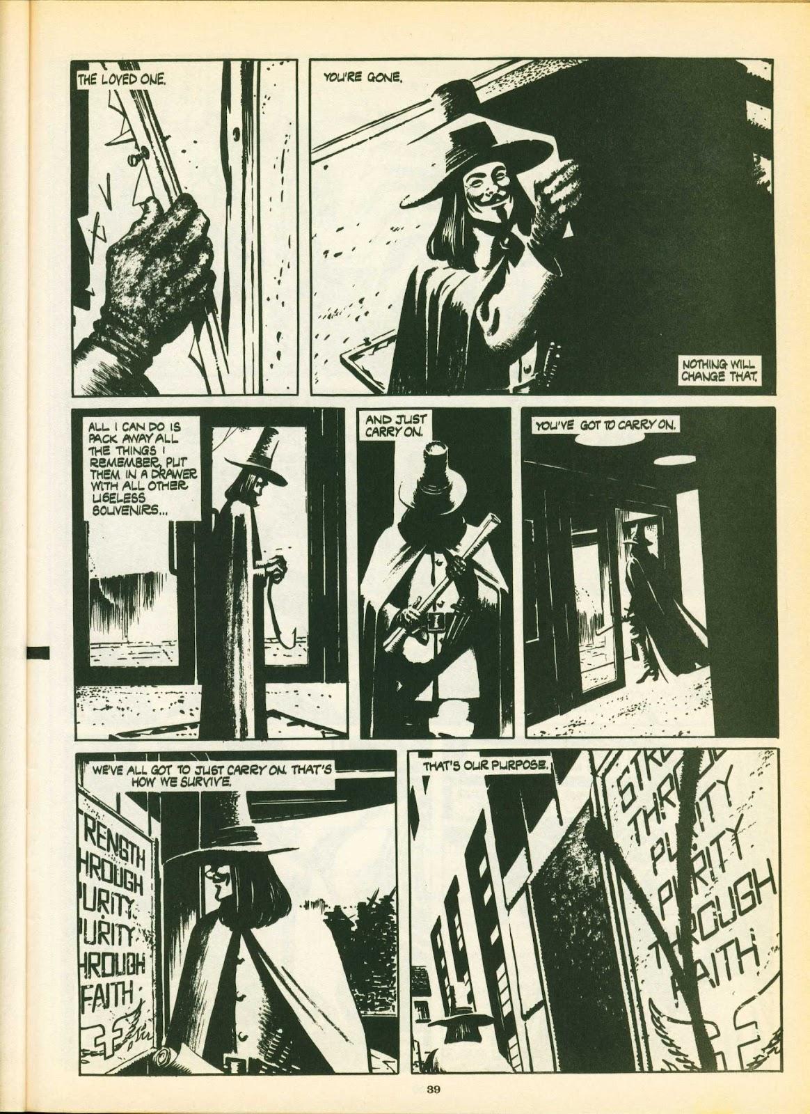 Warrior Issue #14 #15 - English 39
