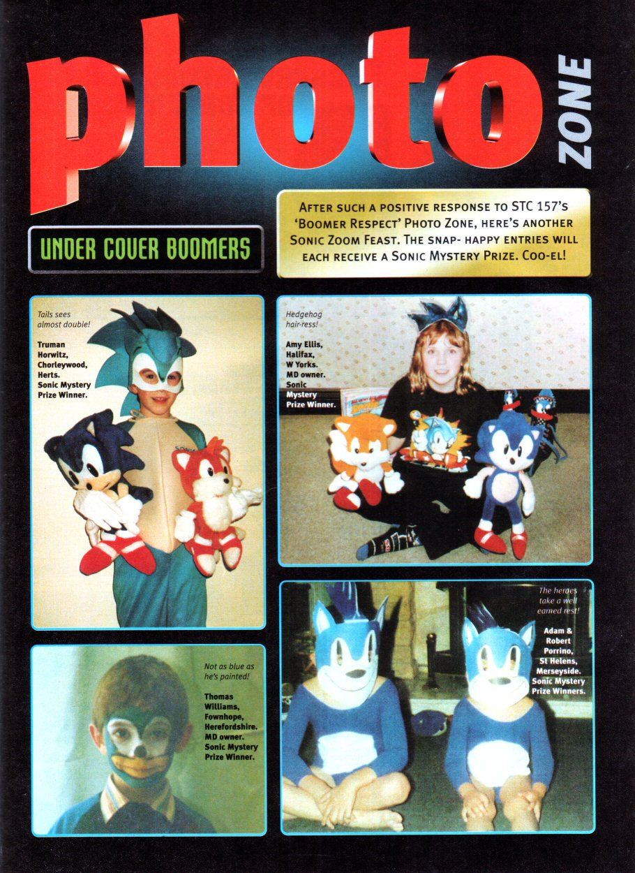 Read online Sonic the Comic comic -  Issue #159 - 11