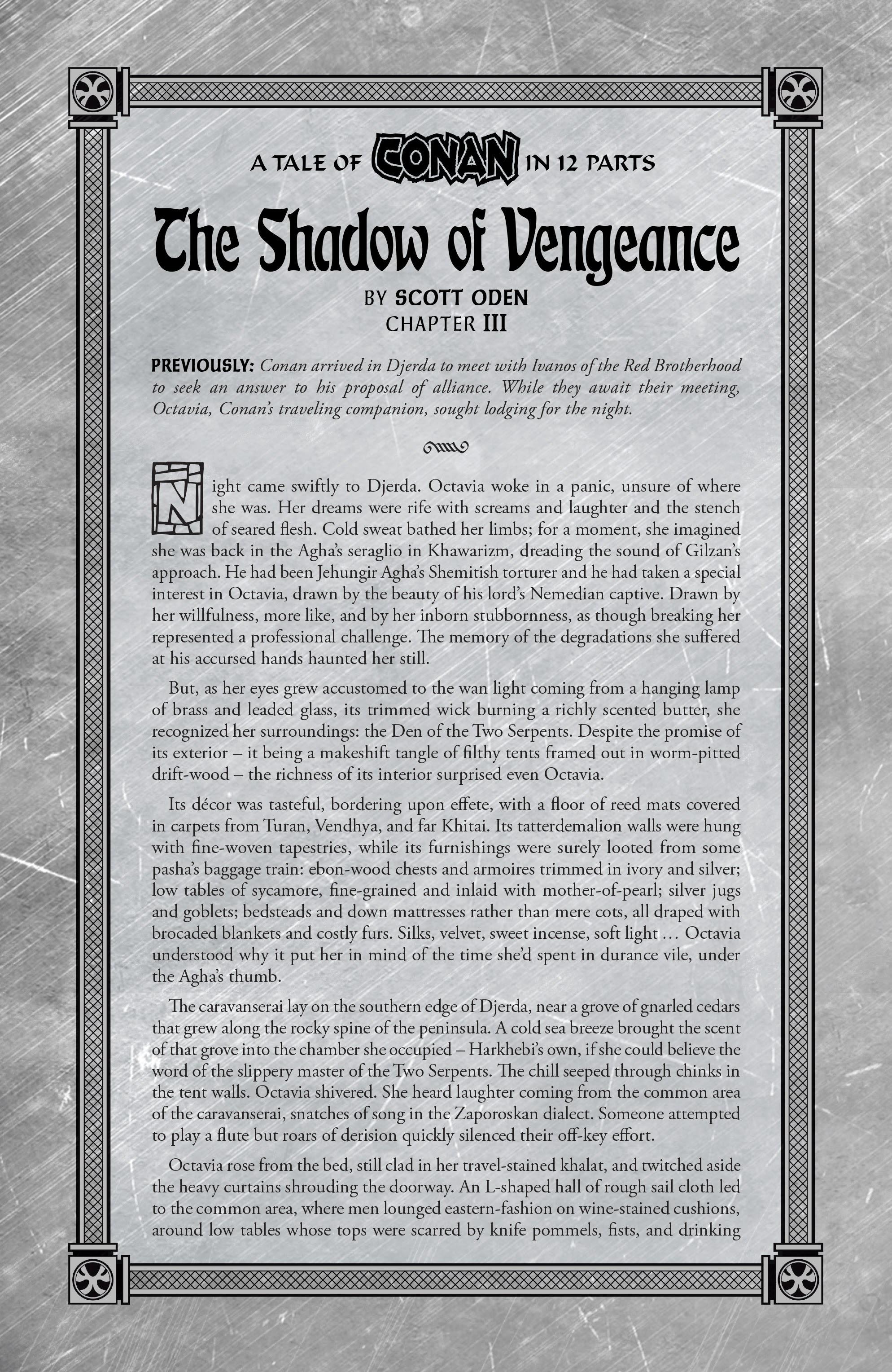 Read online Savage Sword of Conan comic -  Issue #3 - 24