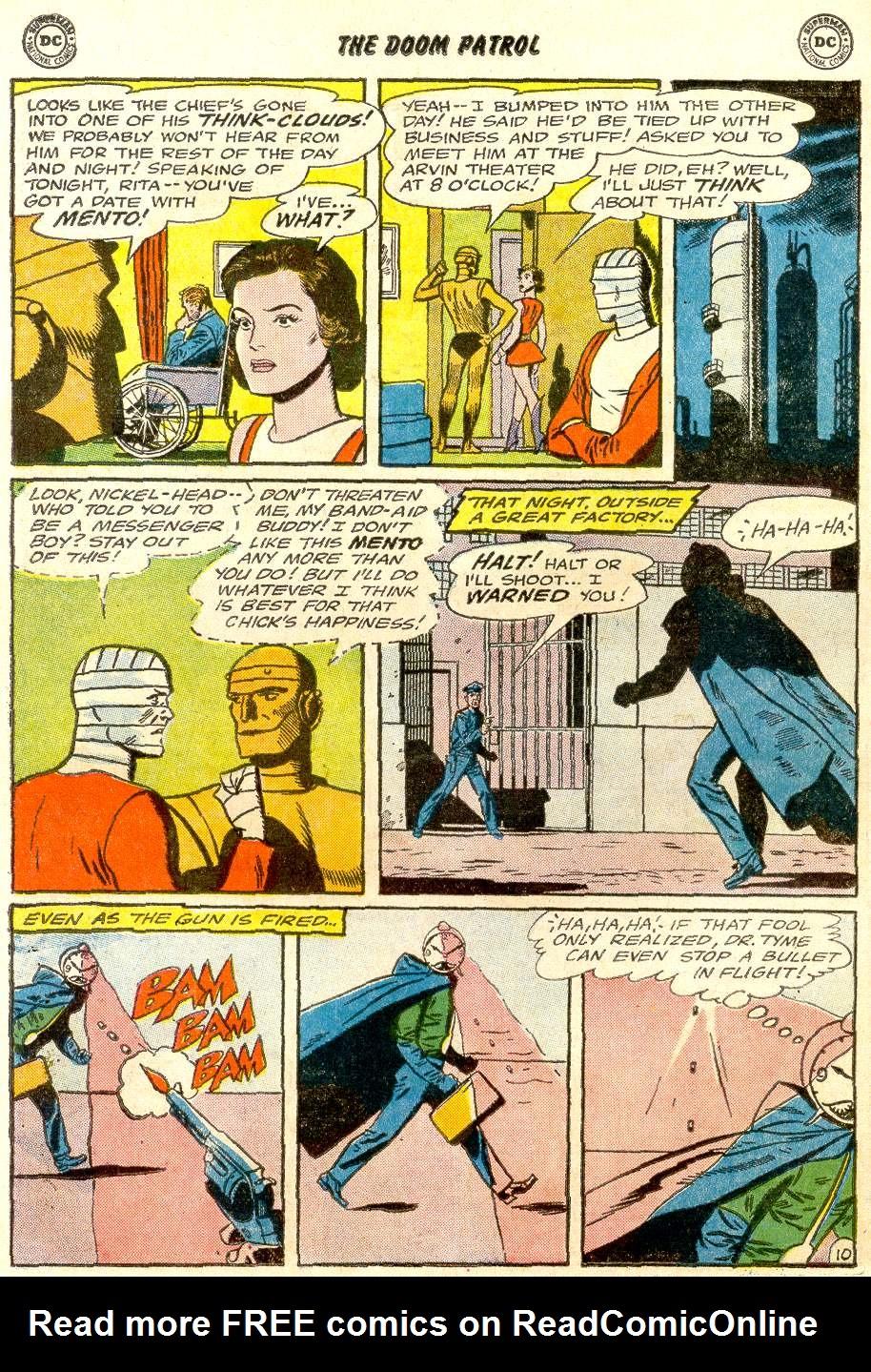 Doom Patrol (1964) issue 92 - Page 14
