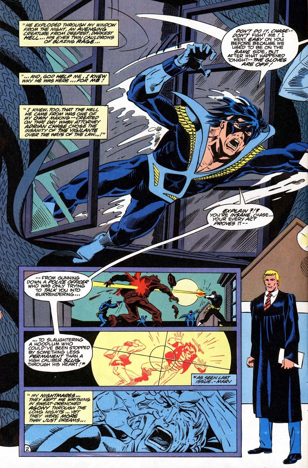 Vigilante (1983) issue 21 - Page 3