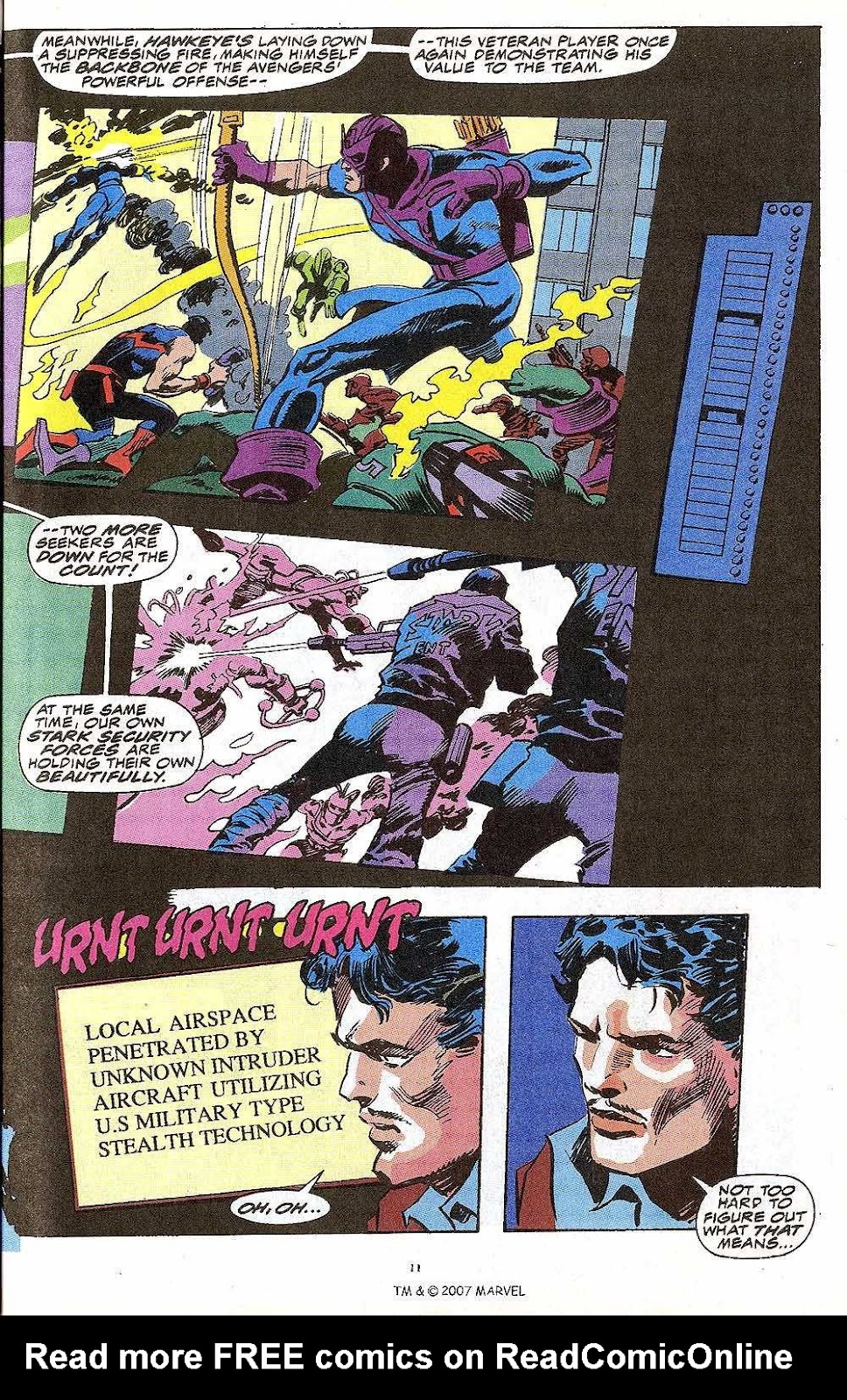 Iron Man Annual issue 13 - Page 13
