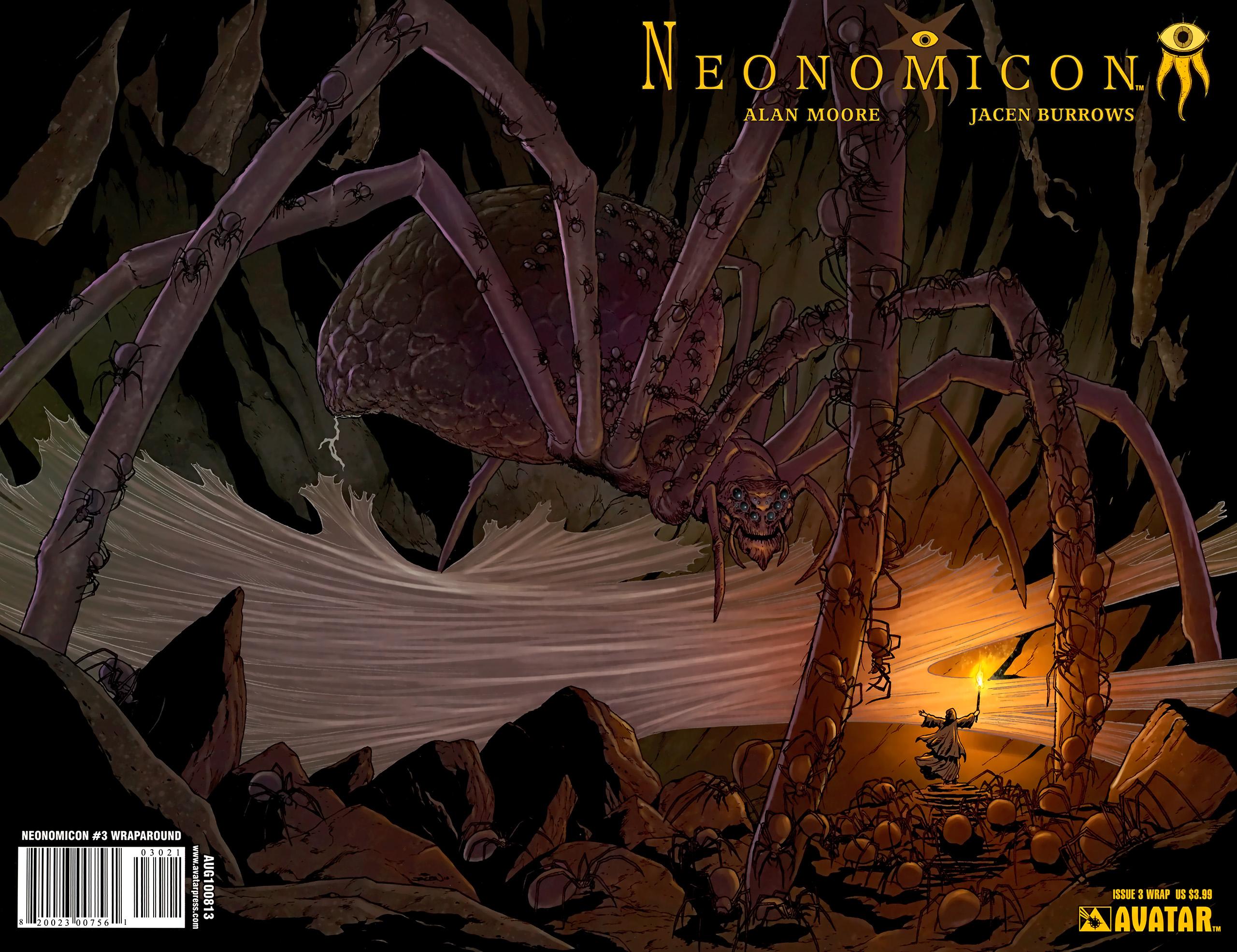 Read online Alan Moore's Neonomicon comic -  Issue #3 - 1