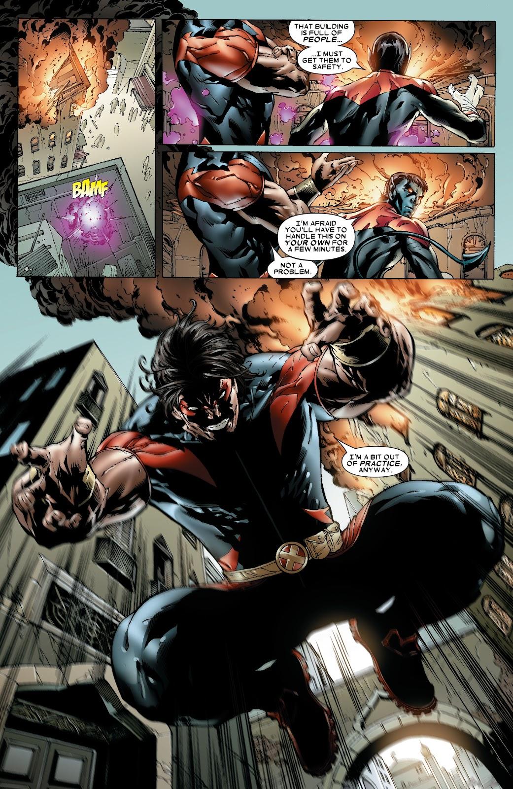Uncanny X-Men (1963) issue 475 - Page 9