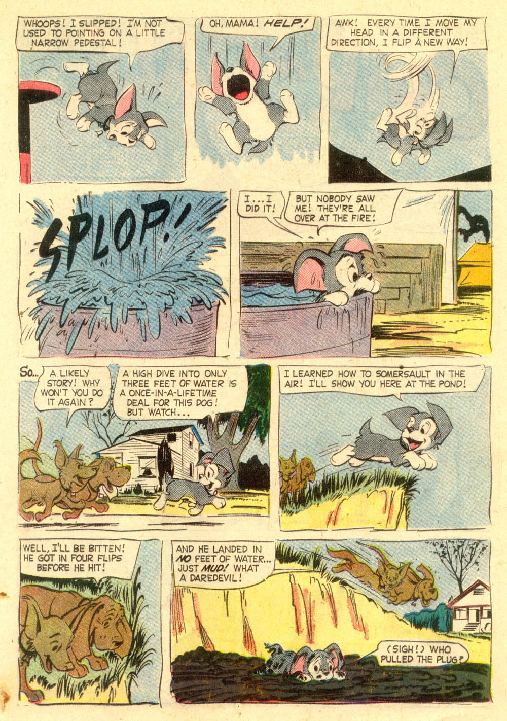 Walt Disney's Comics and Stories issue 222 - Page 17