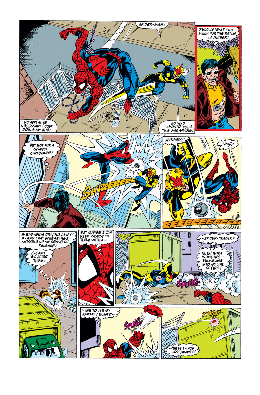 The Amazing Spider-Man (1963) 351 Page 4