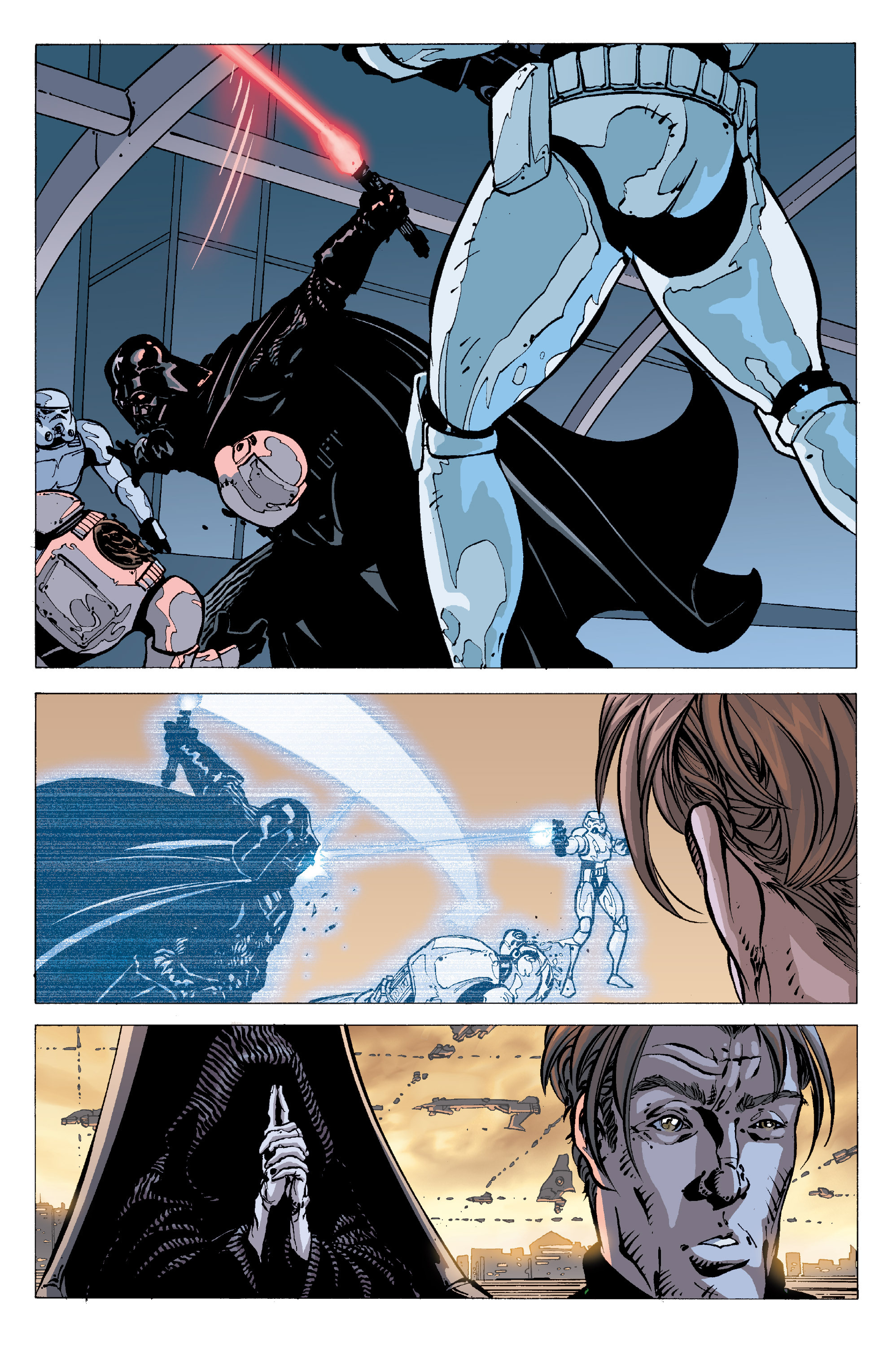 Read online Star Wars Omnibus comic -  Issue # Vol. 17 - 91