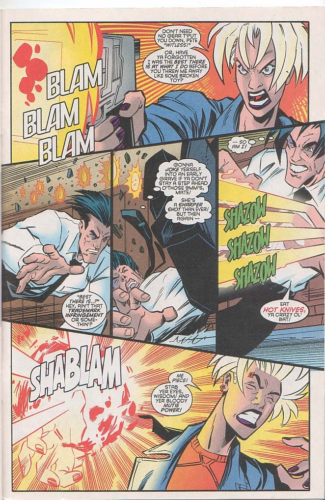 Excalibur (1988) issue 114 - Page 23