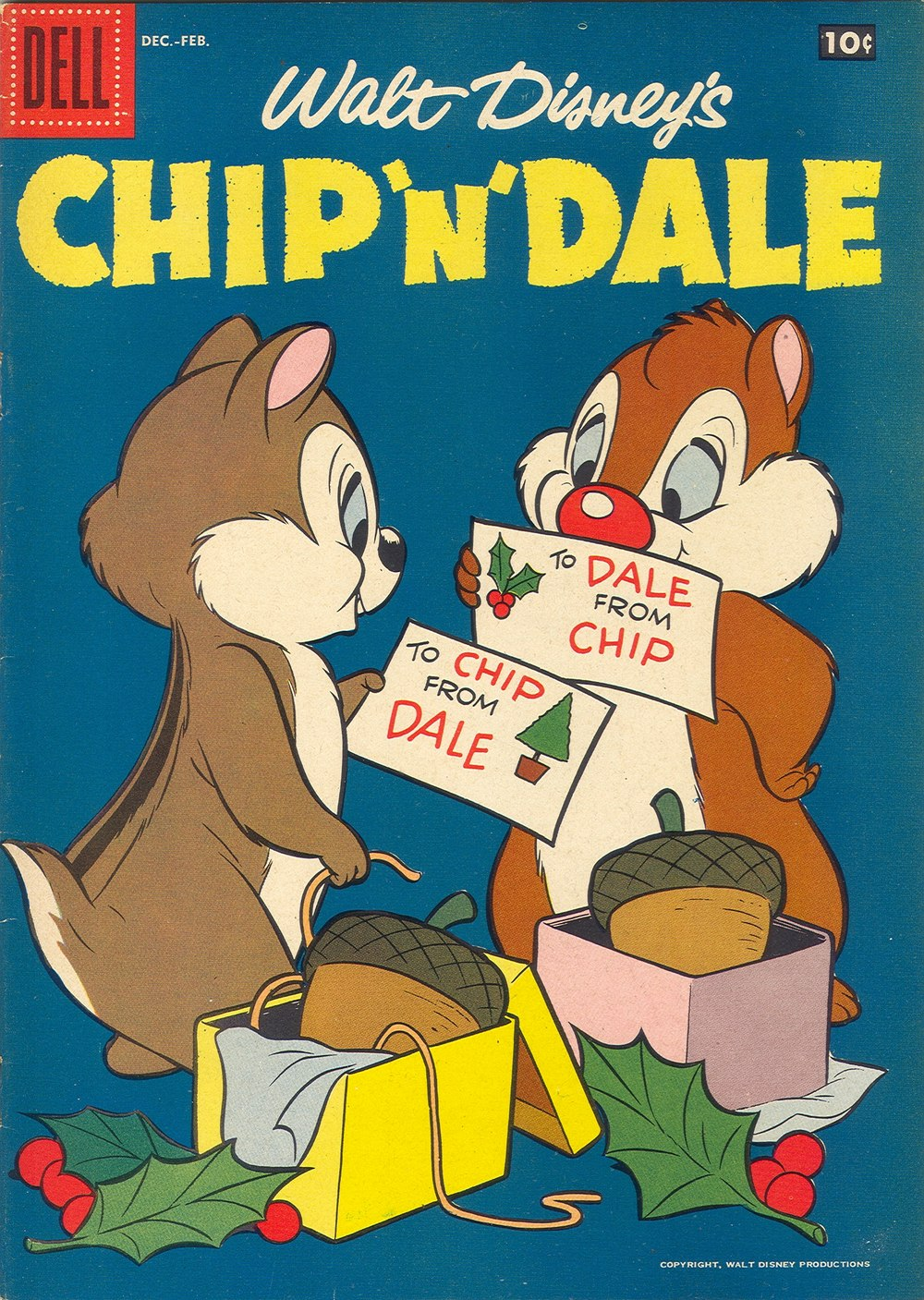 Walt Disneys Chip N Dale issue 12 - Page 1
