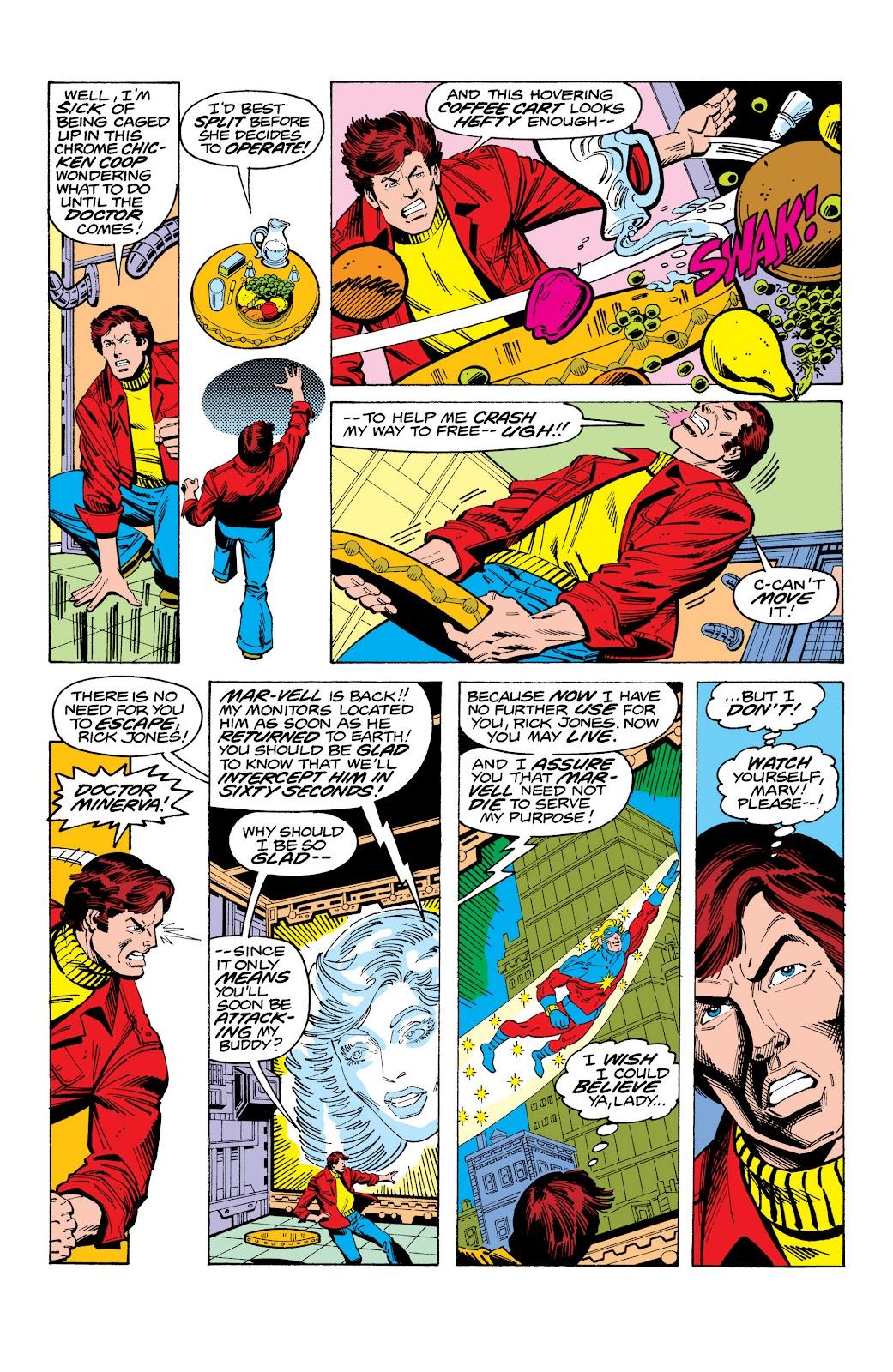 Read online Marvel Masterworks: The Inhumans comic -  Issue # TPB 2 (Part 3) - 13