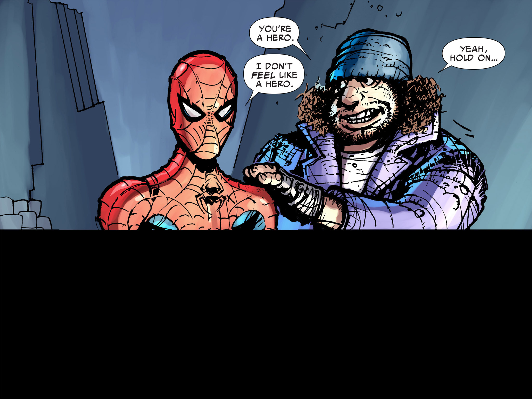 Read online Amazing Spider-Man: Who Am I? comic -  Issue # Full (Part 3) - 23