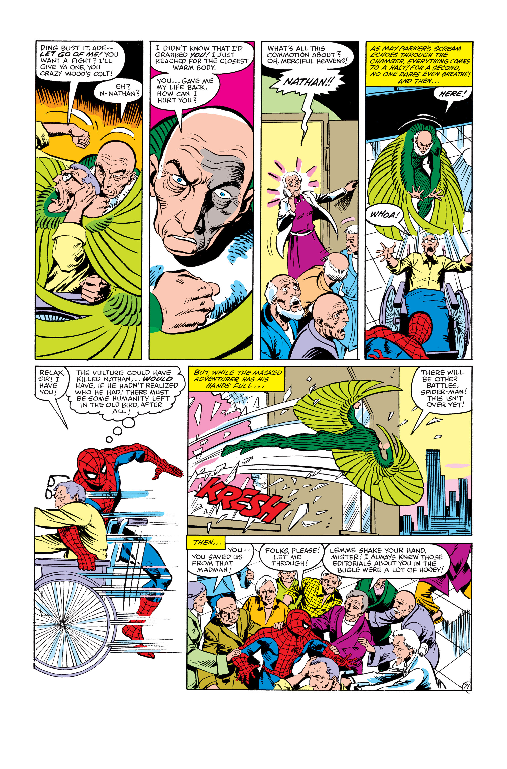 The Amazing Spider-Man (1963) 224 Page 21