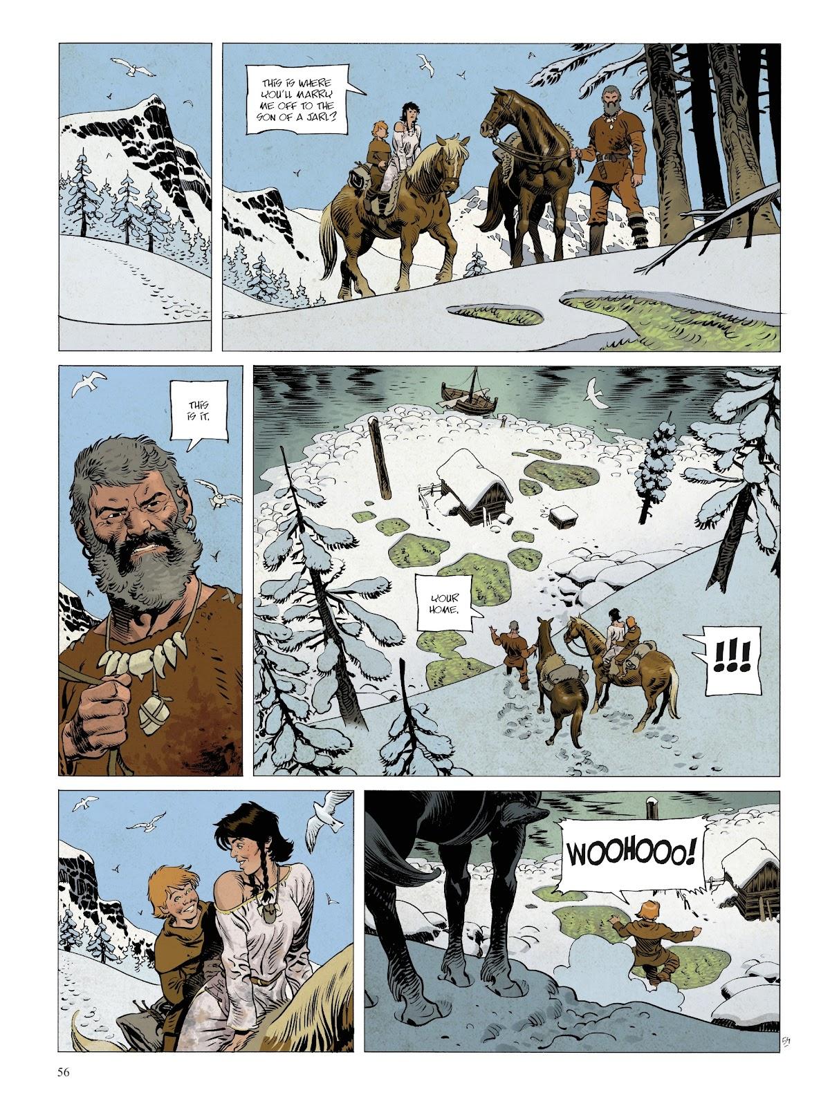 Read online Asgard comic -  Issue #2 - 58