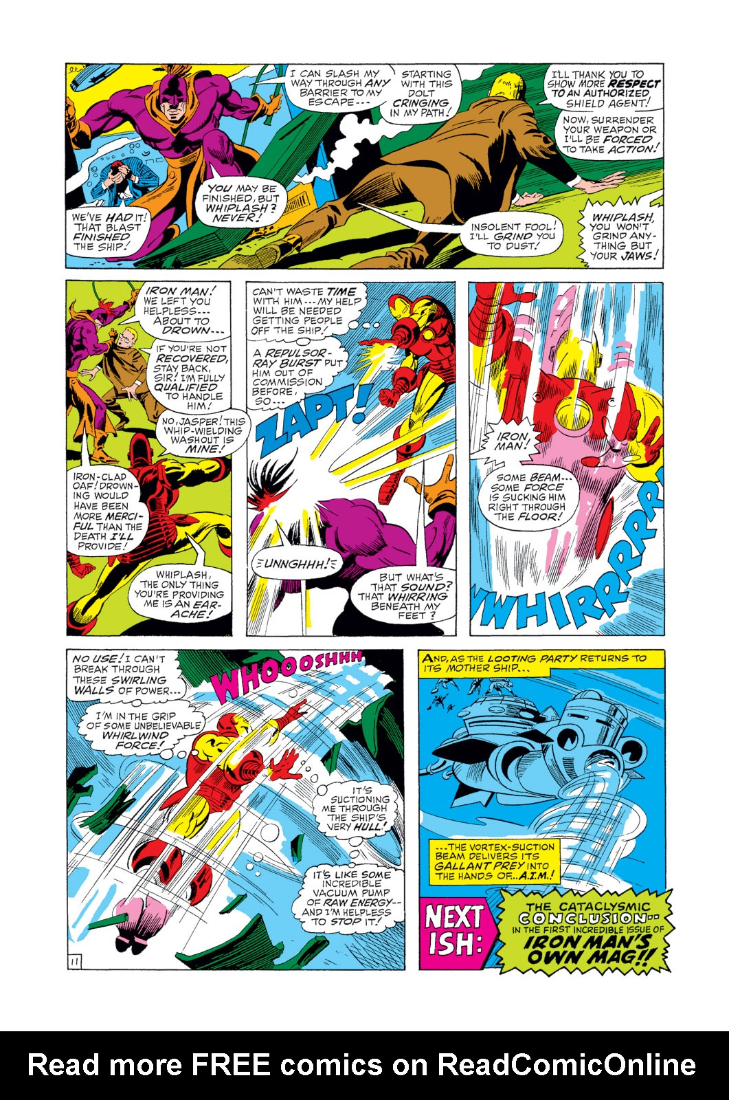 Iron Man and Sub-Mariner issue Full - Page 12