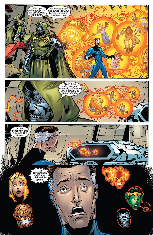 Read online Fantastic Five (2007) comic -  Issue #3 - 20