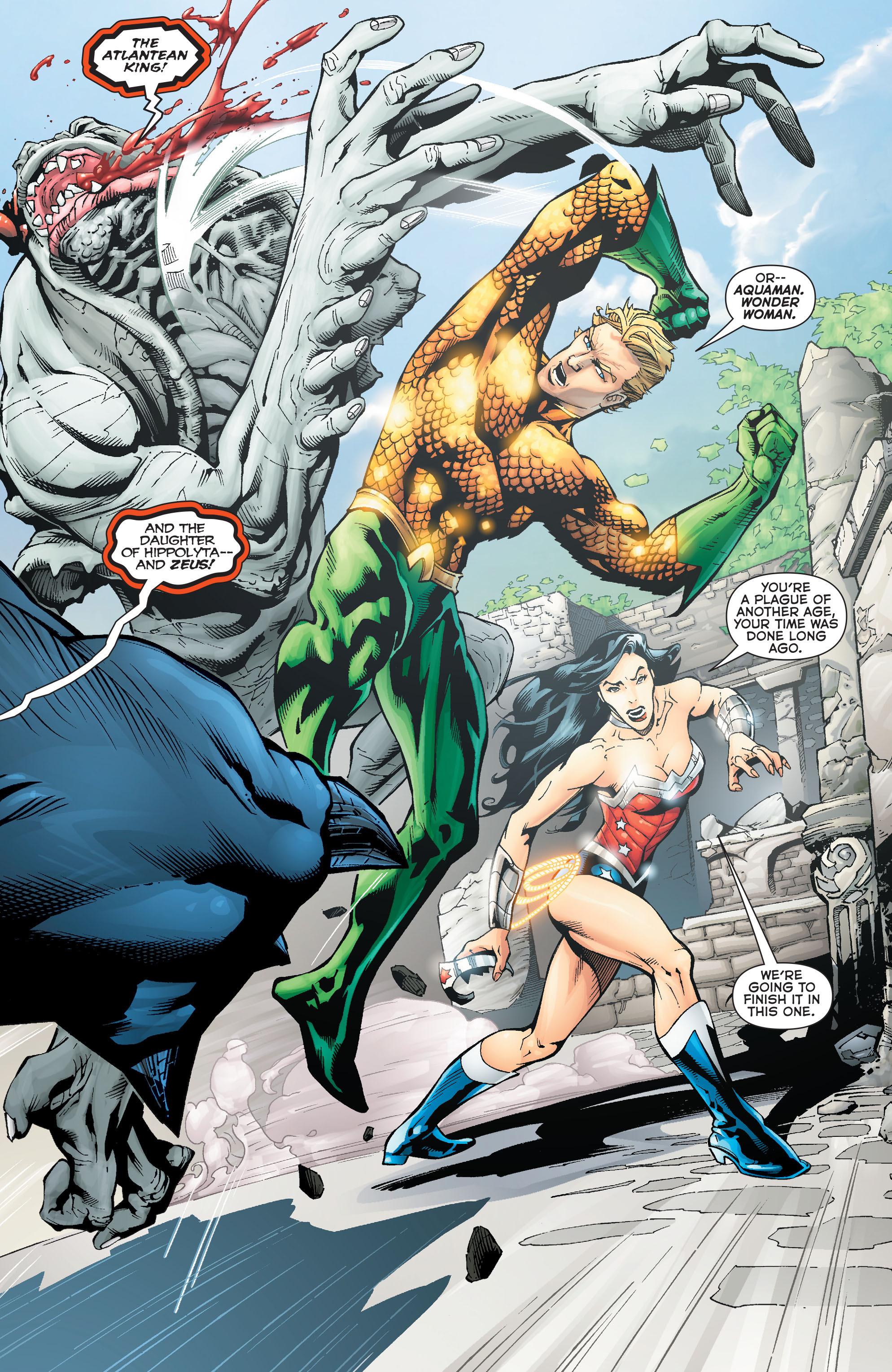 Read online Aquaman (2011) comic -  Issue #Aquaman (2011) _Annual 2 - 12