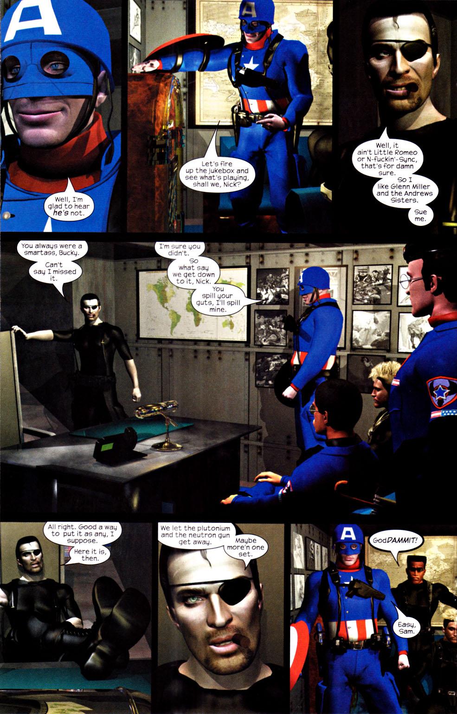 Read online U.S. War Machine 2.0 comic -  Issue #2 - 11