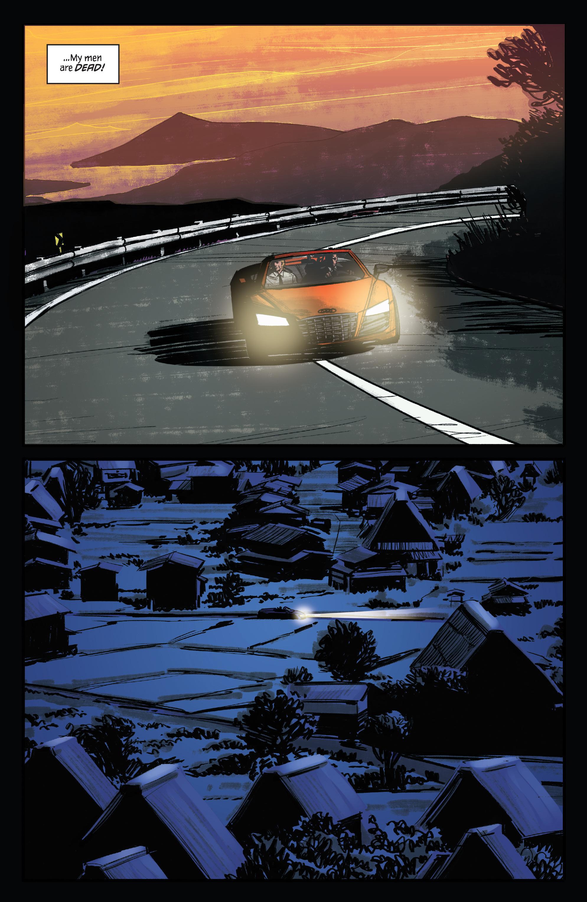 Read online James Bond: Felix Leiter comic -  Issue #4 - 14