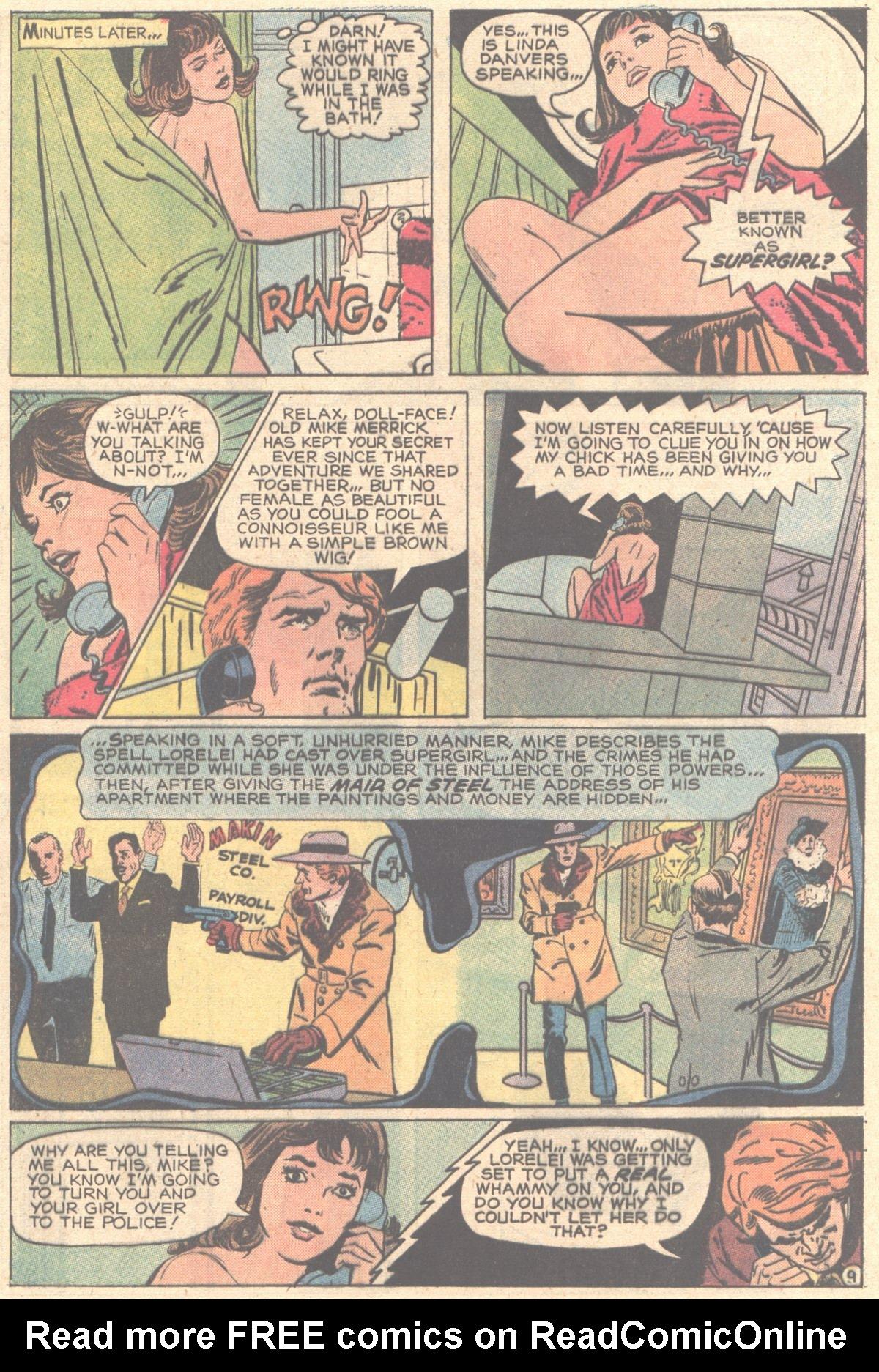 Read online Adventure Comics (1938) comic -  Issue #419 - 12