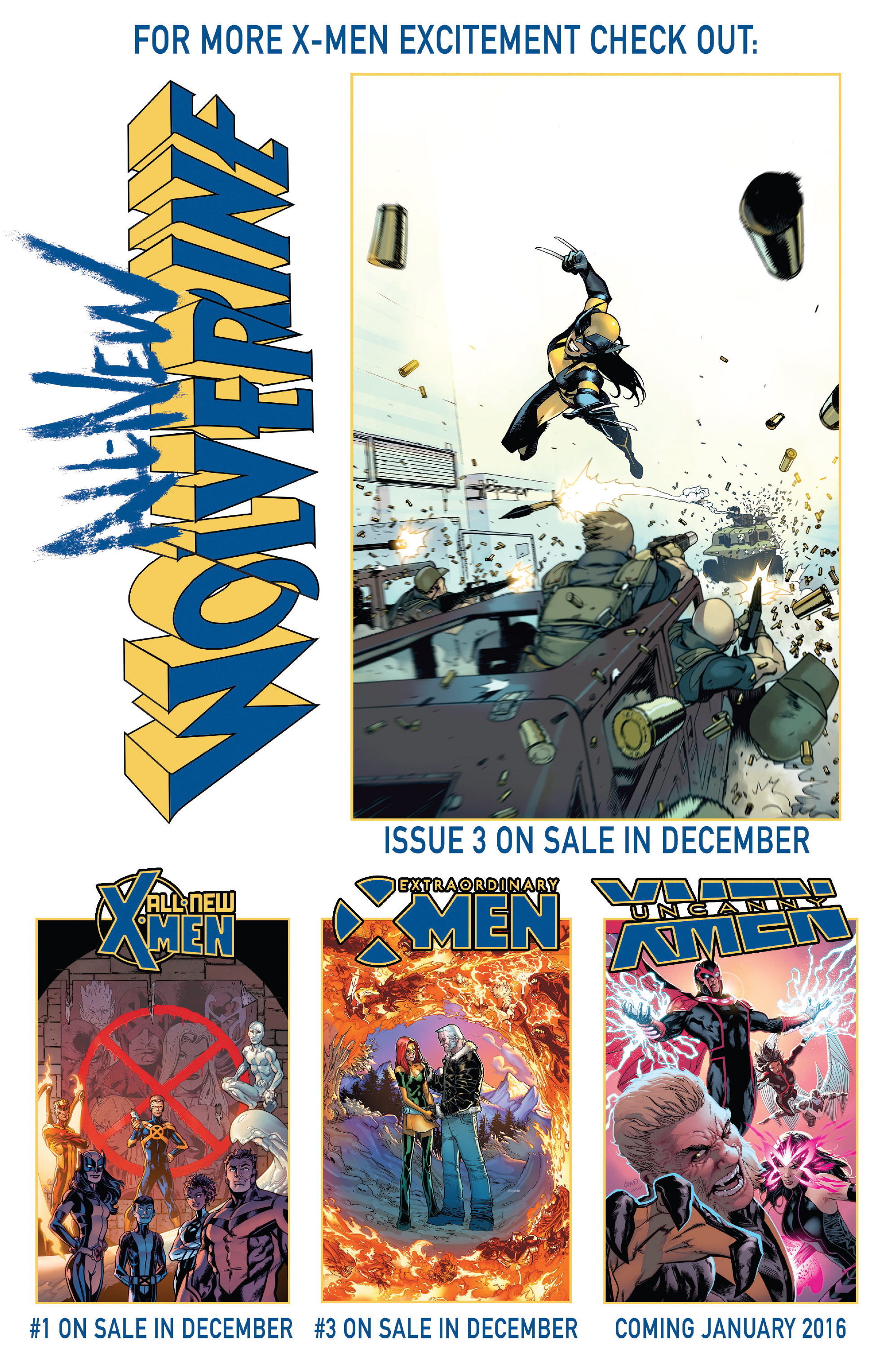 Read online All-New Wolverine (2016) comic -  Issue #2 - 22